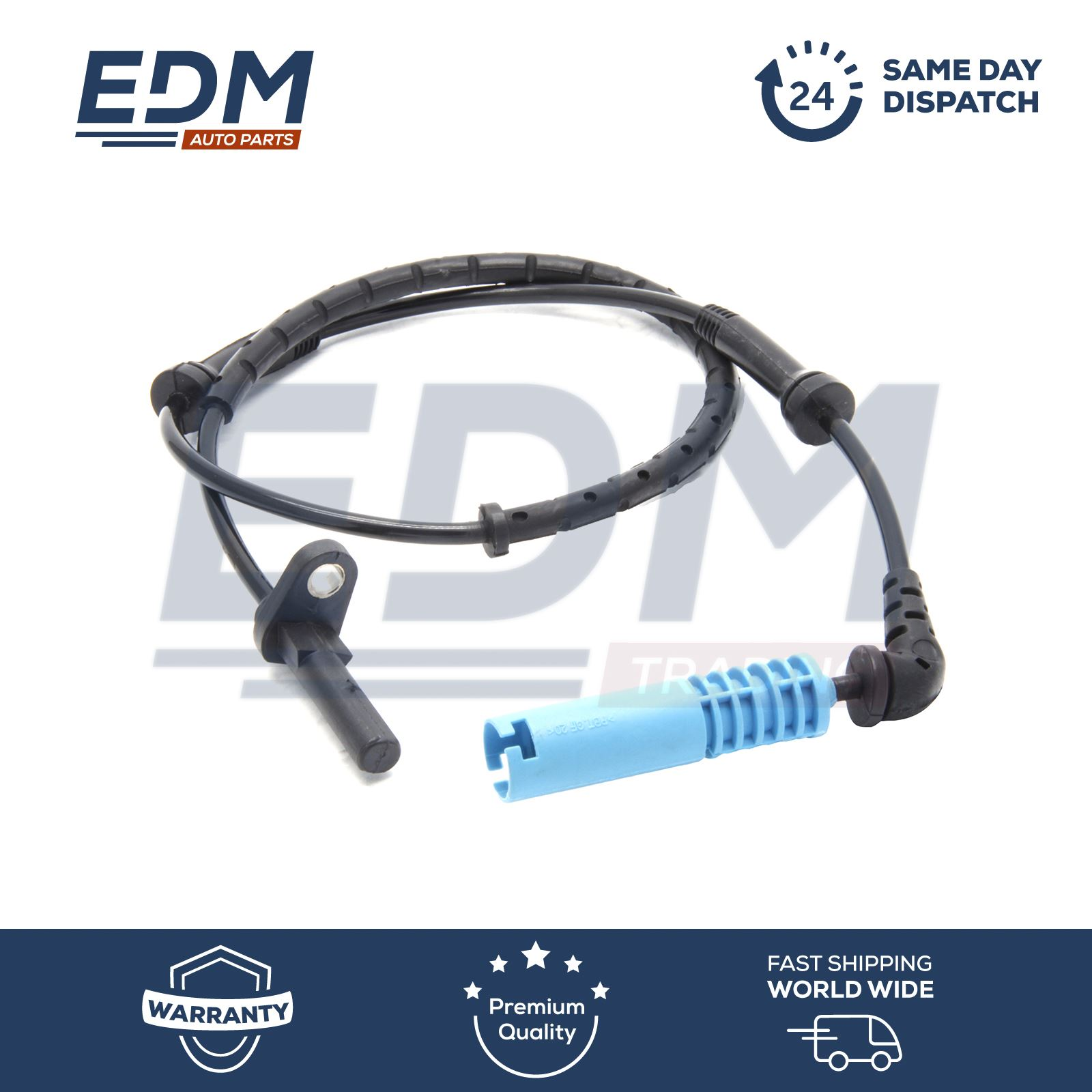 New ABS Wheel Speed Sensor 34526771703 BMW Rear Left or Right
