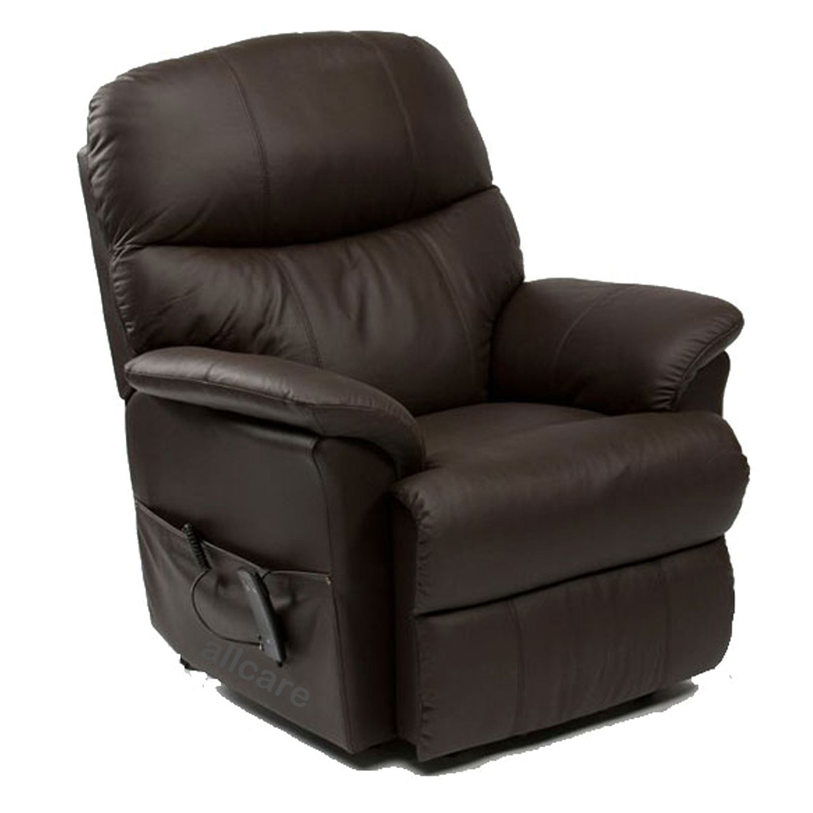 Restwell-Lars-Leather-Electric-Riser-Recliner-Chair-Dual-  sc 1 st  eBay & Restwell Lars Leather Electric Riser Recliner Chair Dual Motor ... islam-shia.org