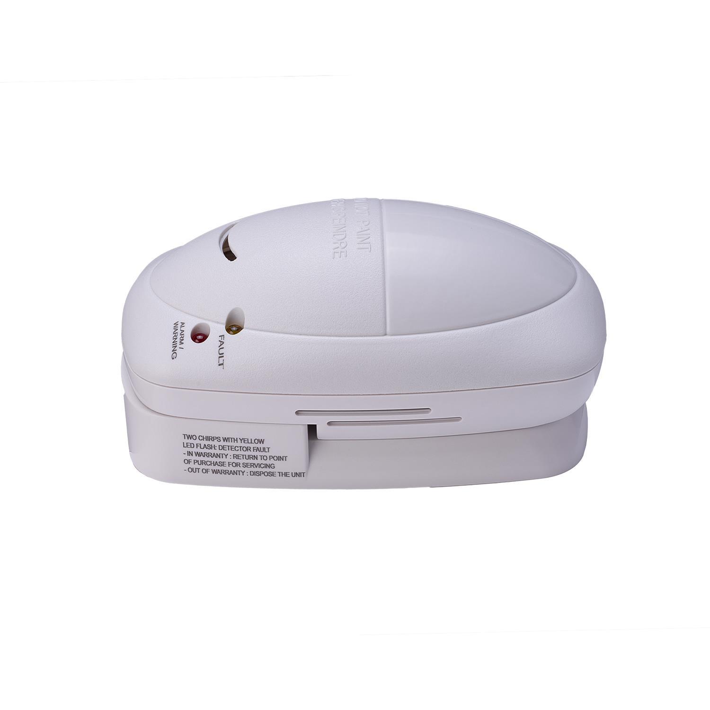 Hispec HSA//CA Interconnectable Mains Carbon Monoxide Detector Sensor Fire Alarm