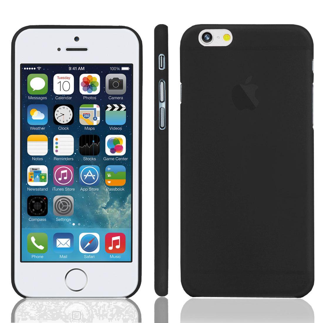 custodia nera iphone 6