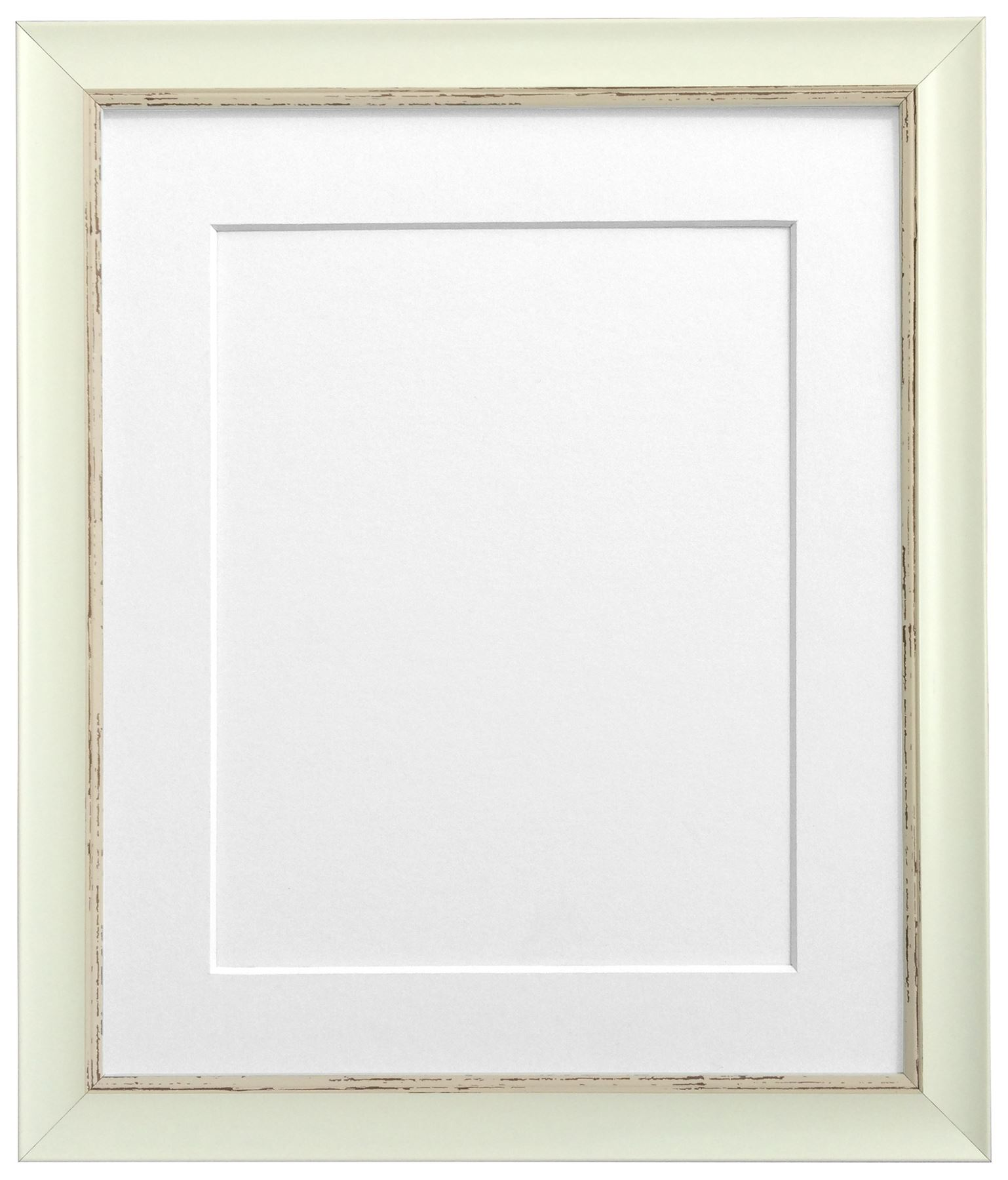 Nordic White Picture Photo Frame With Mounts White Mount 18x12 for ...