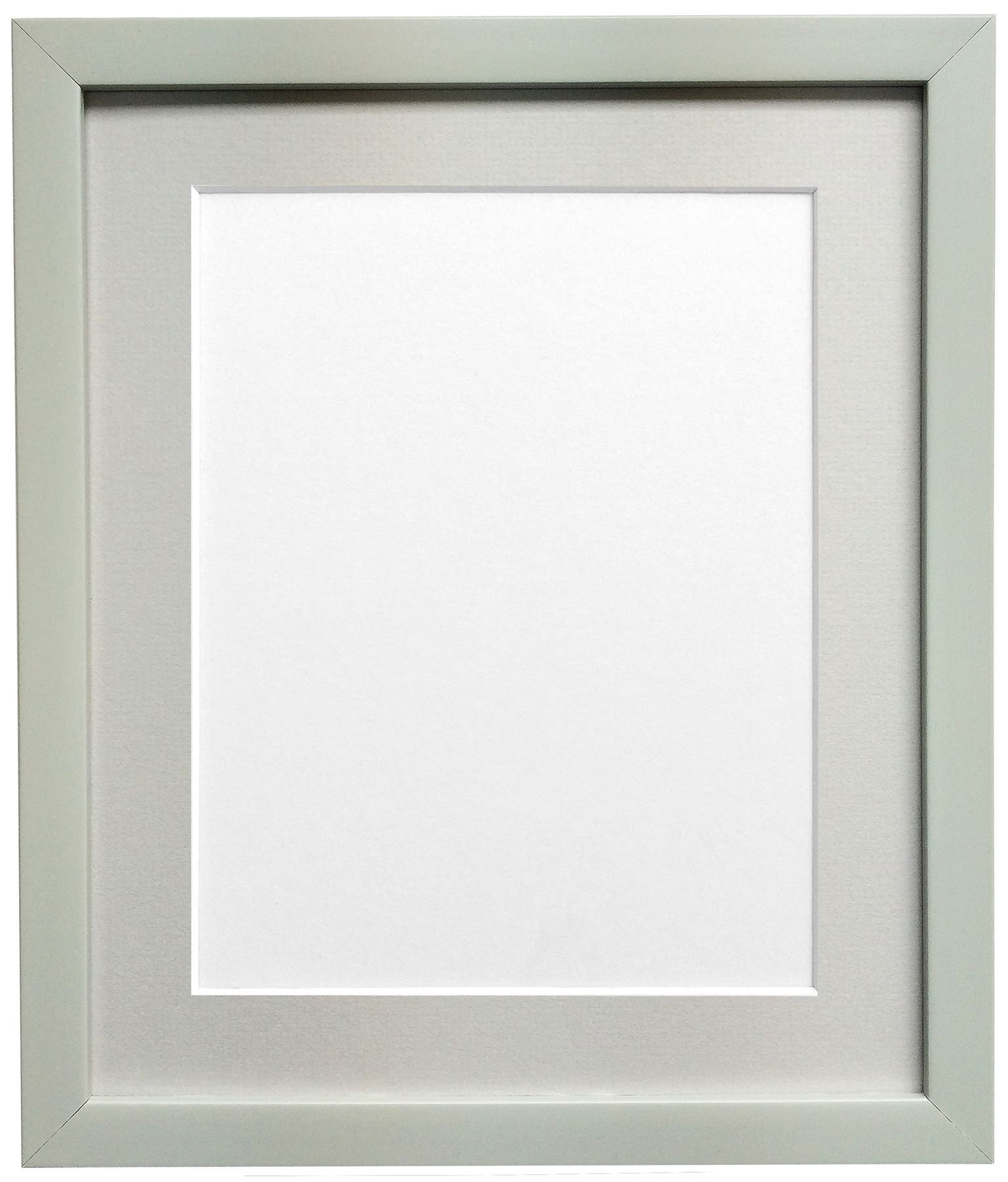 ad12d80e069 Details about 0.75 Inch Grey Picture Photo Frame With Black
