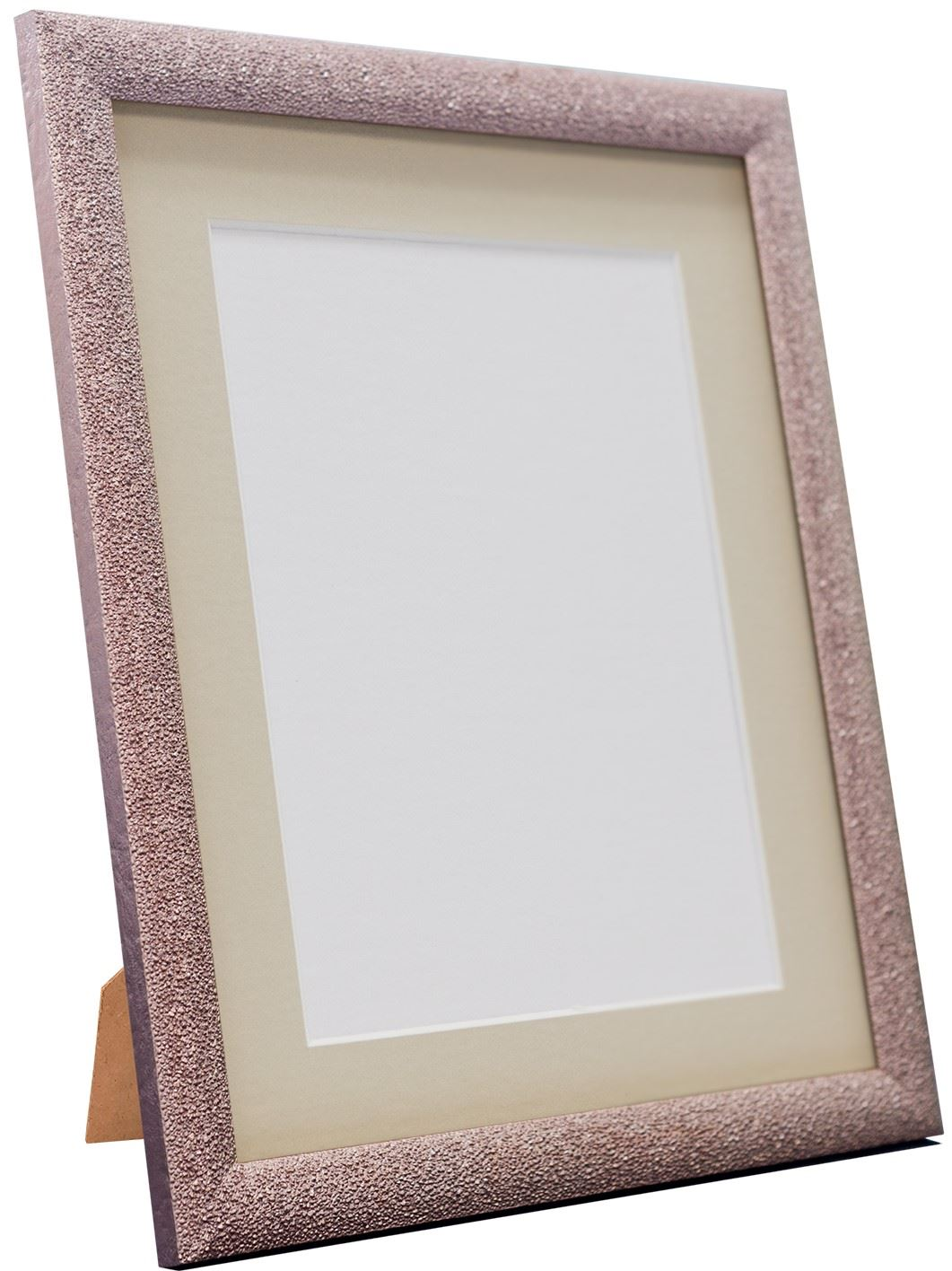 Glitz Rose Gold Picture Photo Frames With White Black and Other ...