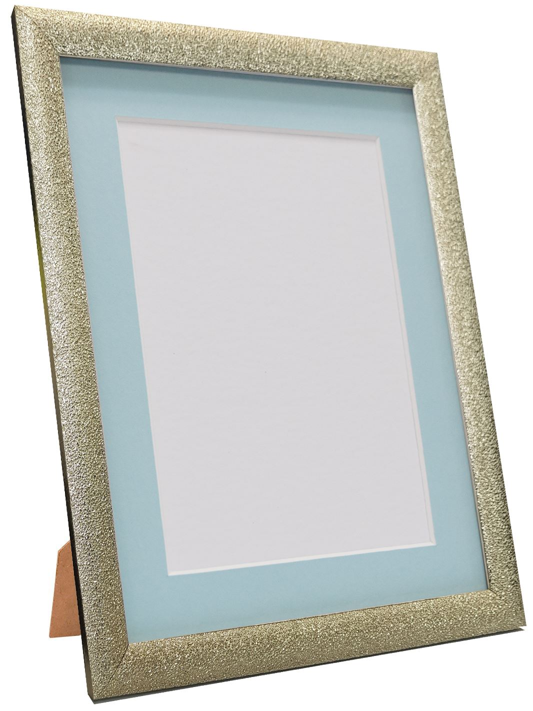 Glitz Champagne Silver Picture Photo Frames With 7 Different ...