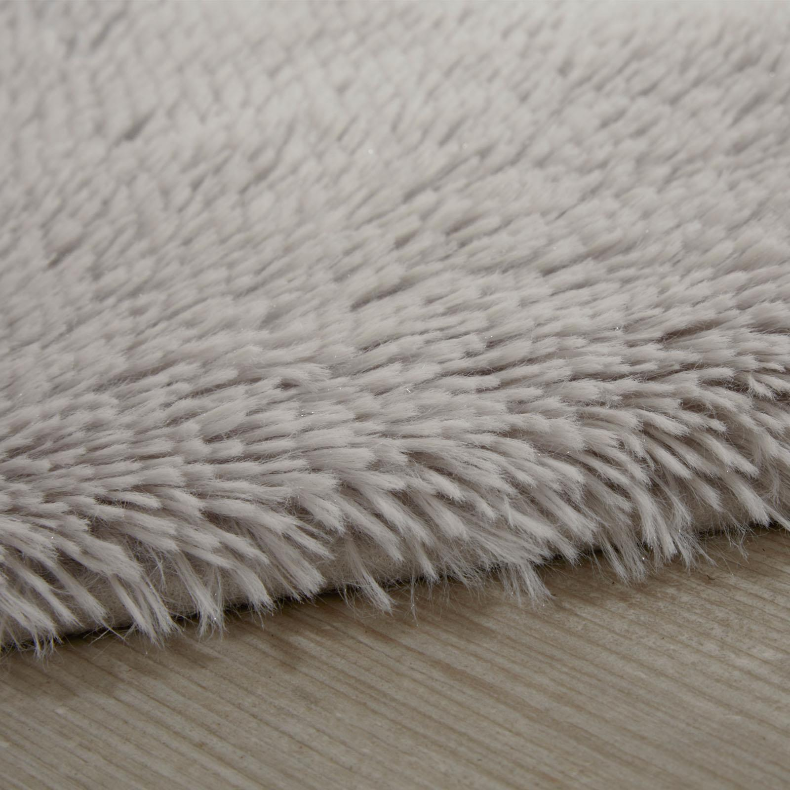 Sienna-Fluffy-Rug-Anti-Slip-Skid-Shaggy-Large-Bedroom-Non-Shed-Floor-Carpet-Mat thumbnail 13