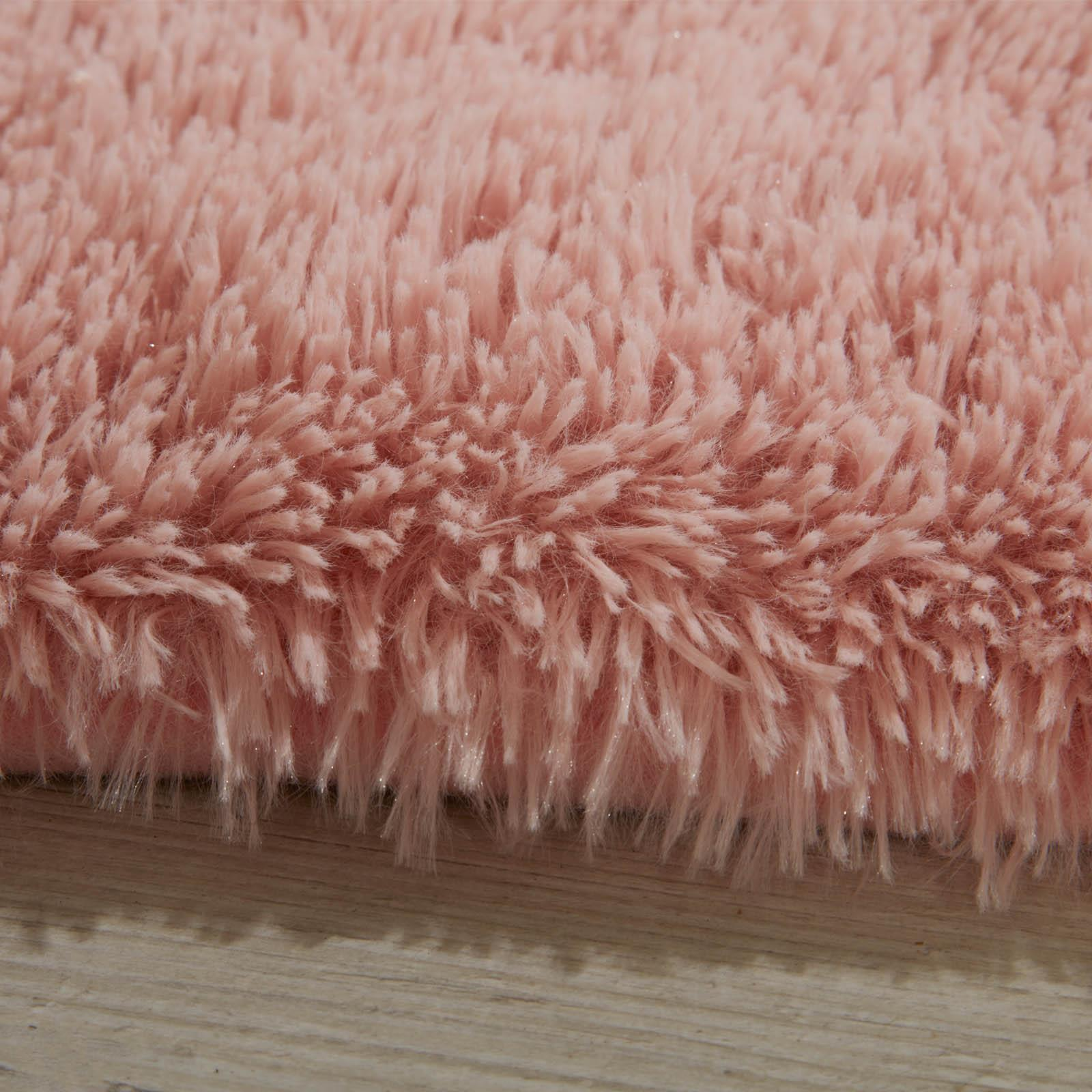 Sienna-Fluffy-Rug-Anti-Slip-Skid-Shaggy-Large-Bedroom-Non-Shed-Floor-Carpet-Mat thumbnail 7