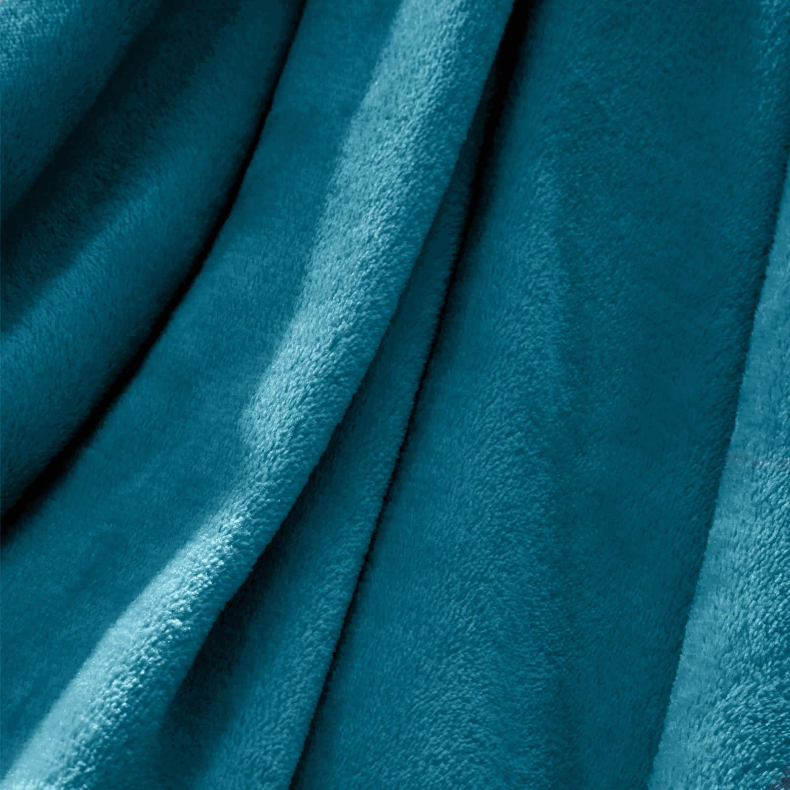 Brentfords-Large-Flannel-Fleece-Bed-Blanket-Warm-Throw-Over-Ultra-Soft-Bed-Sofa thumbnail 31