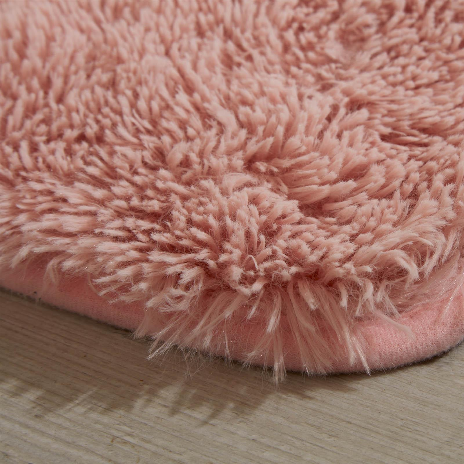 Sienna-Fluffy-Rug-Anti-Slip-Skid-Shaggy-Large-Bedroom-Non-Shed-Floor-Carpet-Mat thumbnail 3