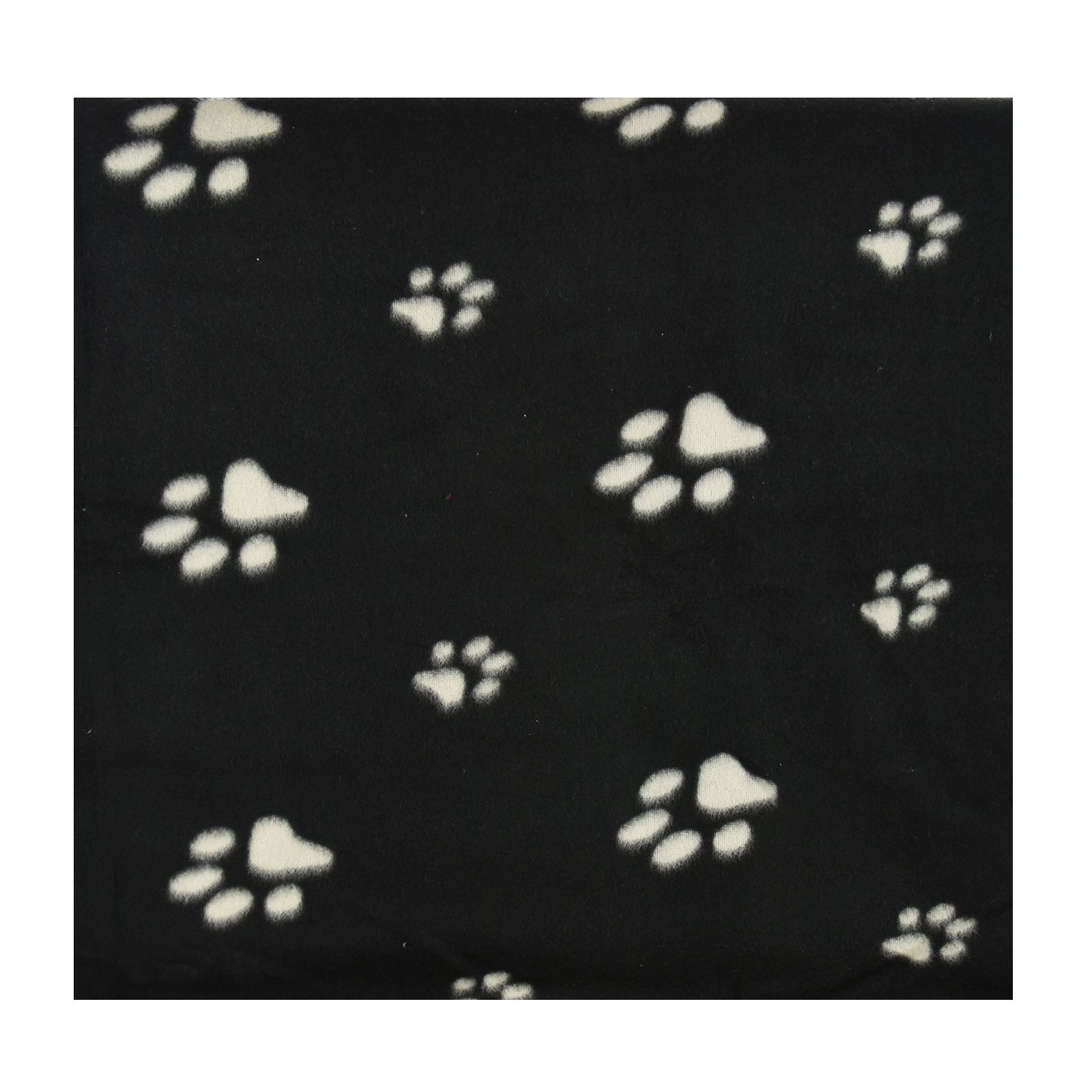Warm-Pet-Mat-Paw-Print-Cat-Dog-Puppy-Fleece-Soft-Blanket-Bed-Cushion-One-Size thumbnail 6