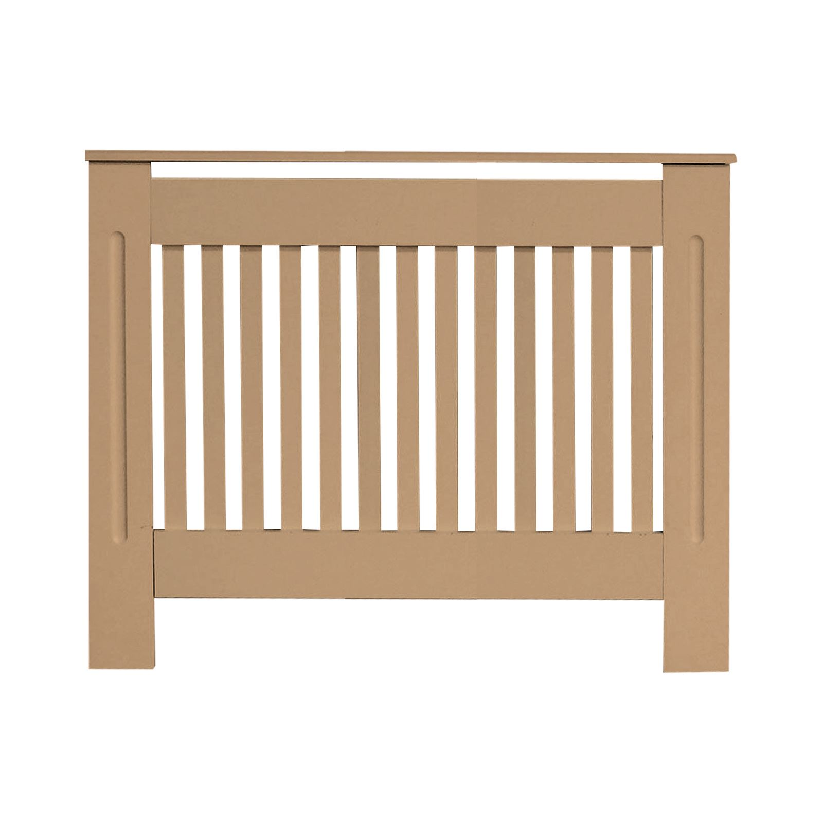 Traditional-Radiator-Cover-Cabinet-Vertical-Slatted-MDF-Wood-Small-Large-Unit thumbnail 16