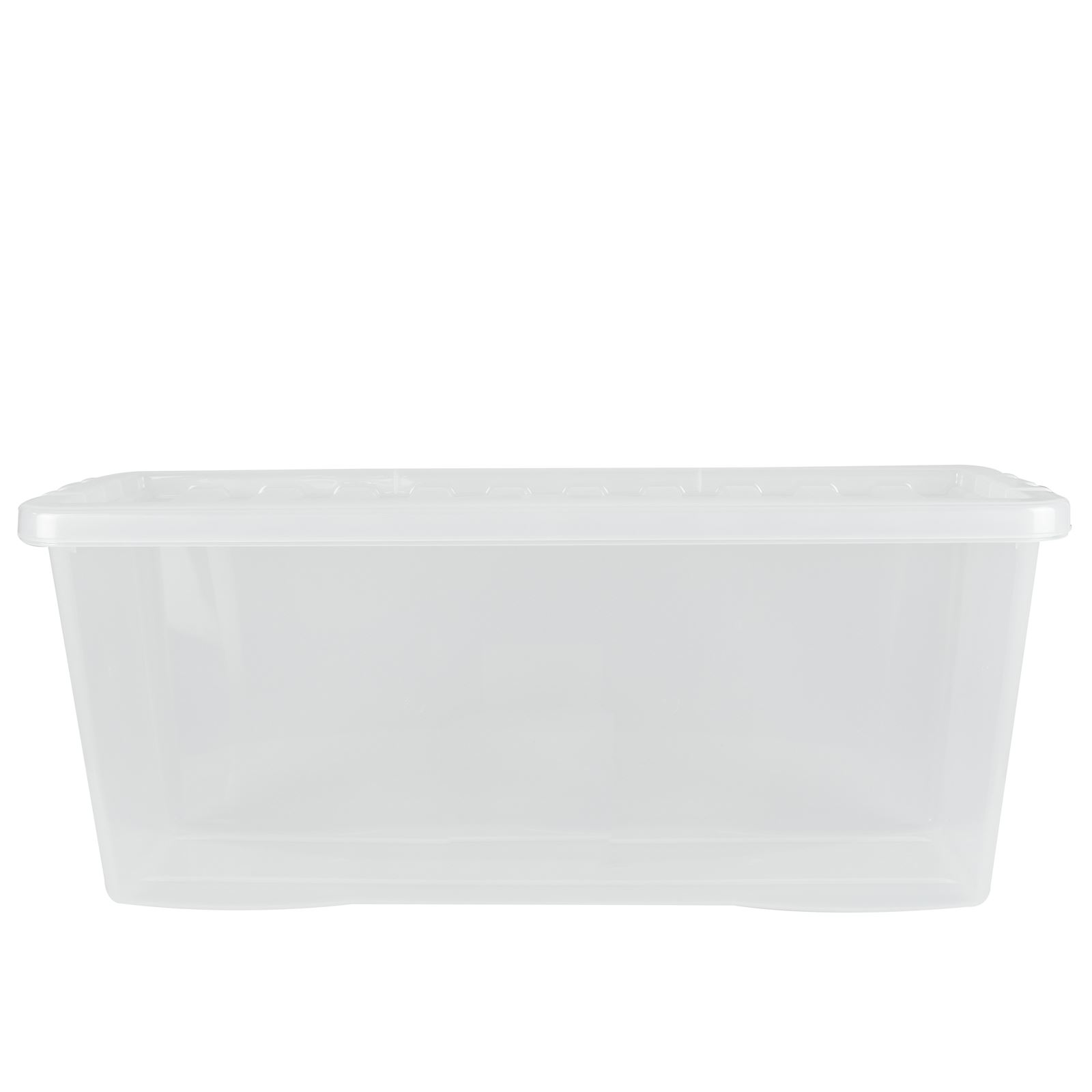 Wham-Crystal-Clear-Plastic-Storage-Box-Secure-Clip-on-Lid-Under-Bed-Space-Save thumbnail 11