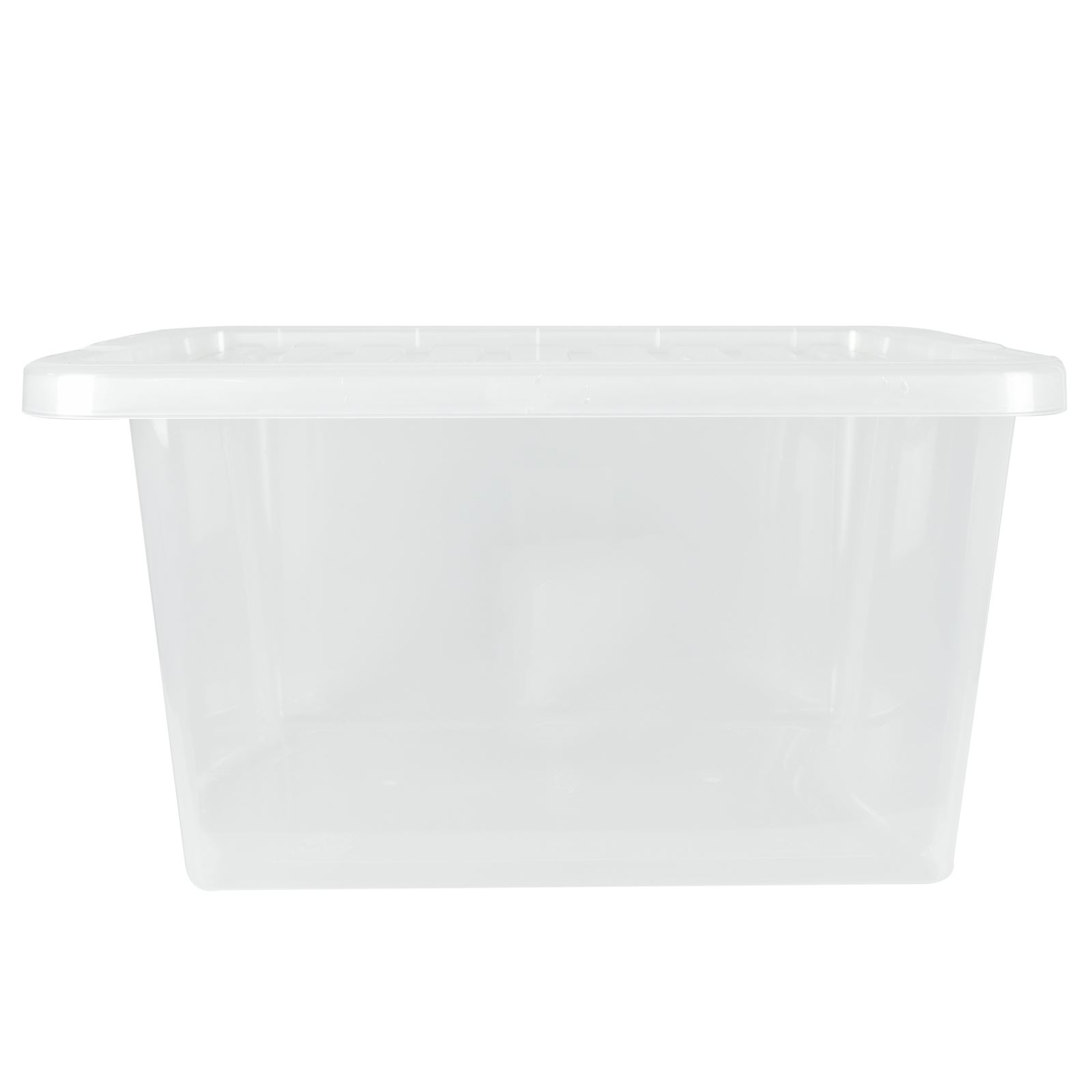 Wham-Crystal-Clear-Plastic-Storage-Box-Secure-Clip-on-Lid-Under-Bed-Space-Save thumbnail 17