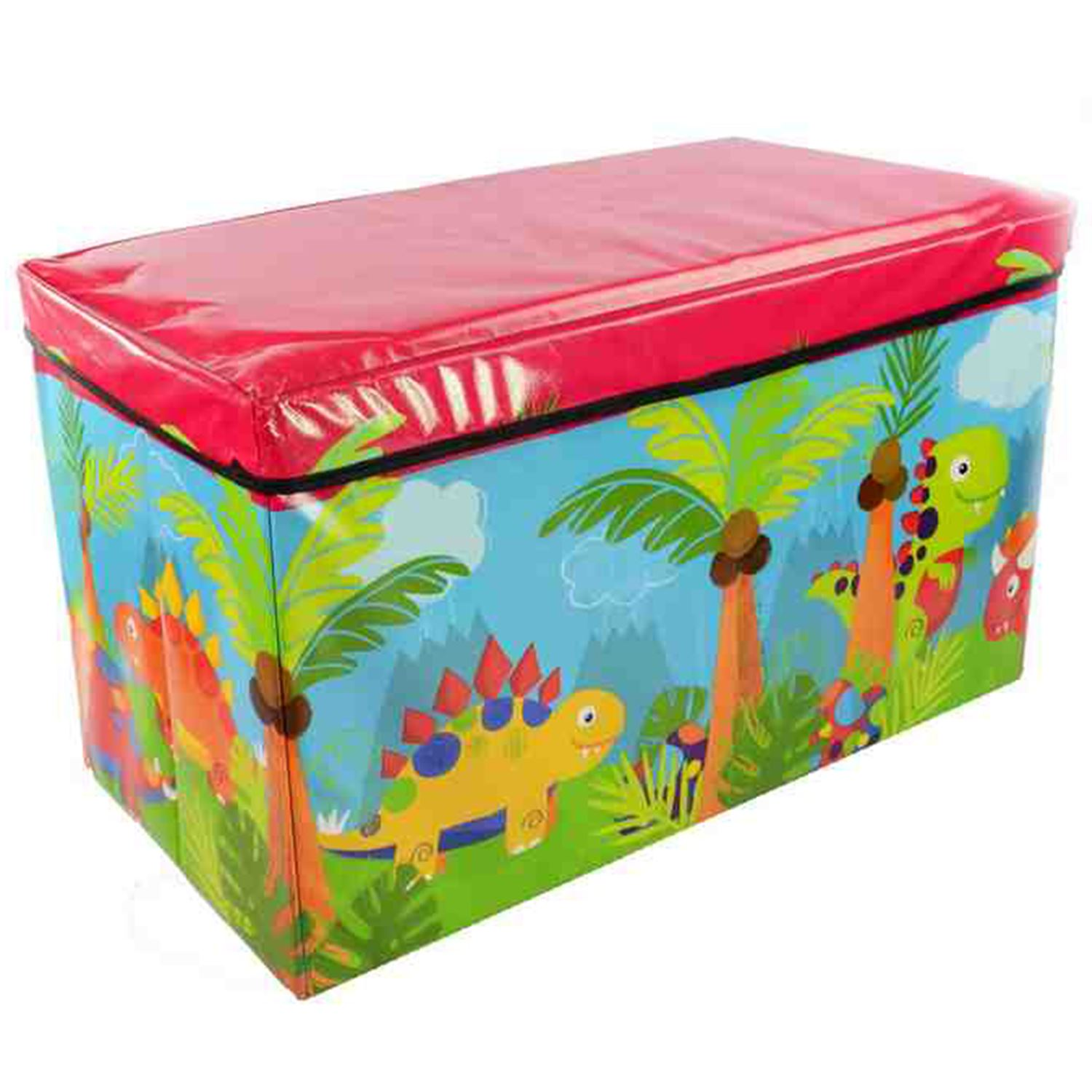 Princess Toys Box Storage Kids Girls Chest Bedroom Clothes: Kids Childrens Large Storage Toy Box Boys Girls Books