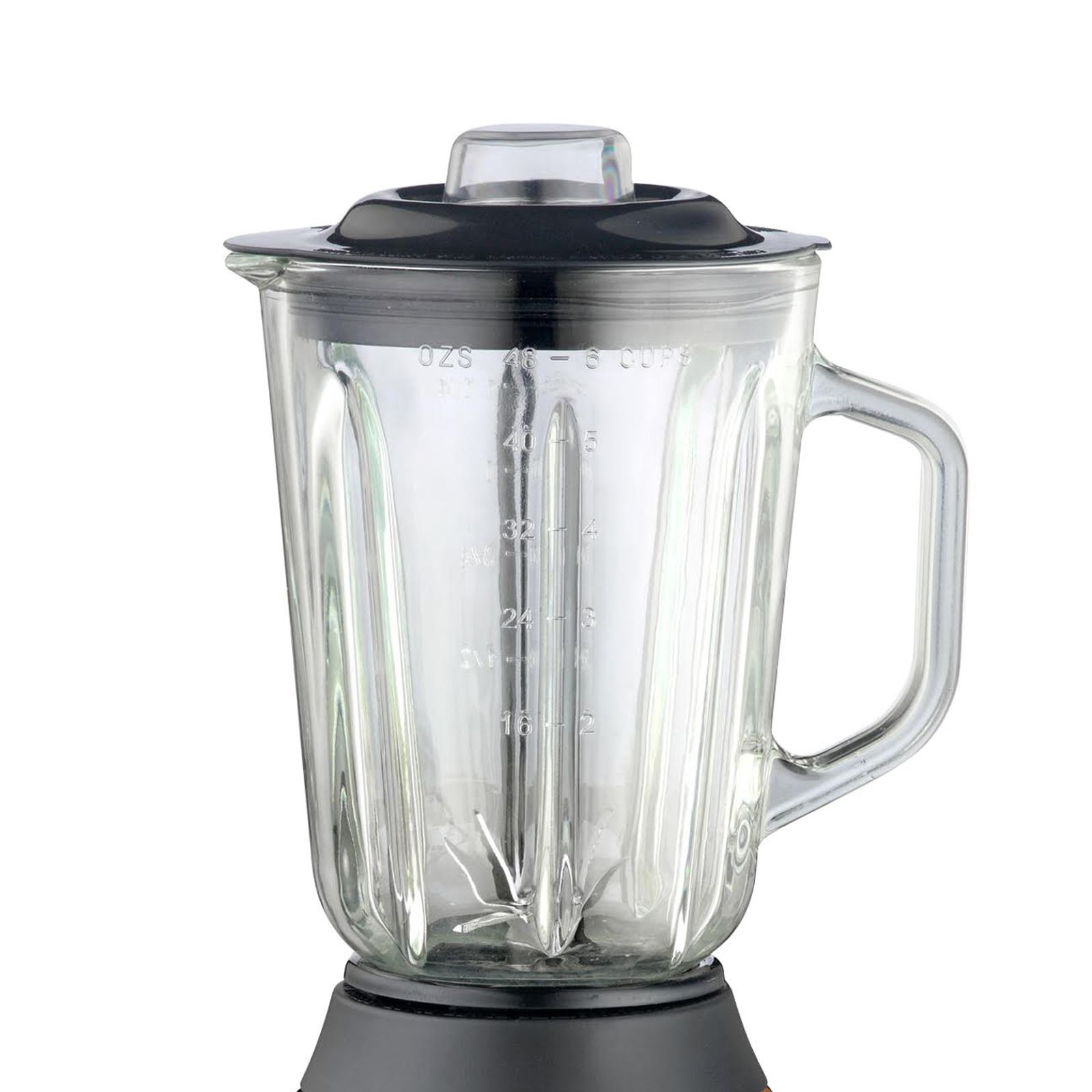 1-5-Litre-Blender-Grinder-Fruit-Shake-Smoothie-Maker-500W-Kitchen-Food-Processor miniatuur 6