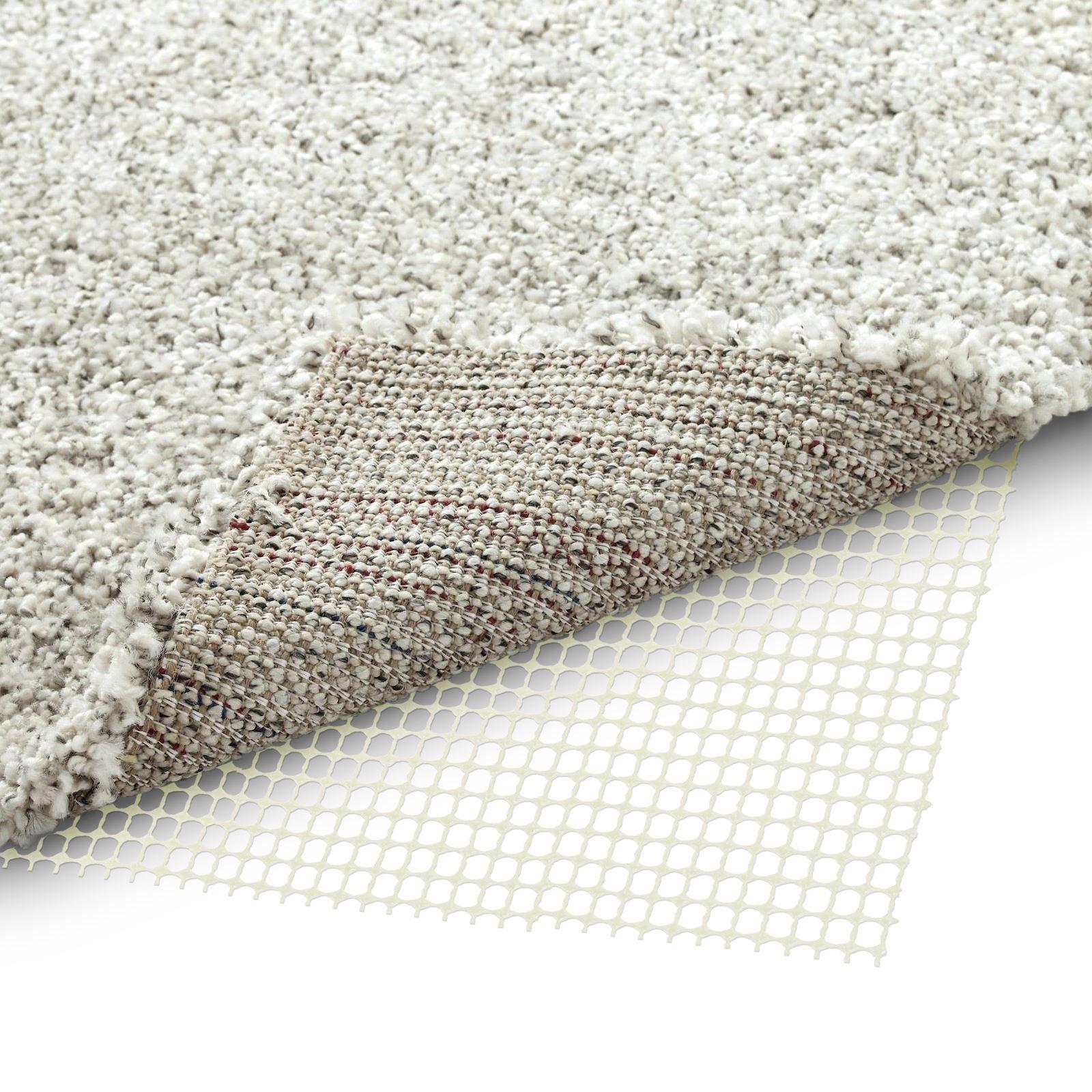 Anti-Antiscivolo-Tappetino-100-x-150cm-Carpet-Tappeto-Pavimento-Pinza-Grip-Auto-disegnare-Liner miniatura 7