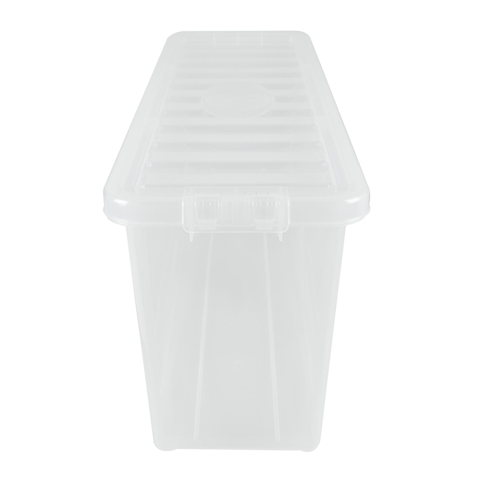 Wham-Crystal-Clear-Plastic-Storage-Box-Secure-Clip-on-Lid-Under-Bed-Space-Save thumbnail 10
