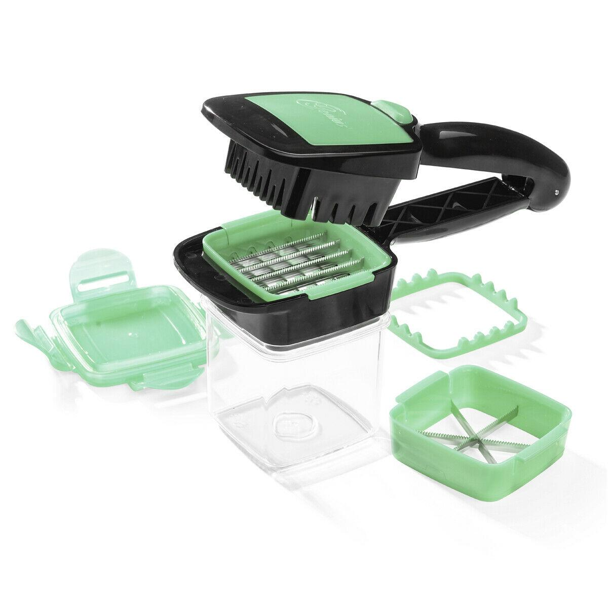 JML-Nicer-Dicer-Quick-5-in-1-Hand-Held-Chopping-Slicing-and-Dicing-Machine miniatuur 4