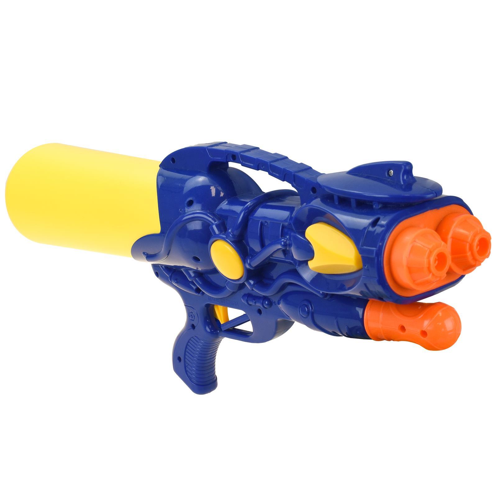 """miniature 8 - Large Water Gun 20"""" Super Pump Action Cannon Shooter Soaker Pistol Summer Beach"""