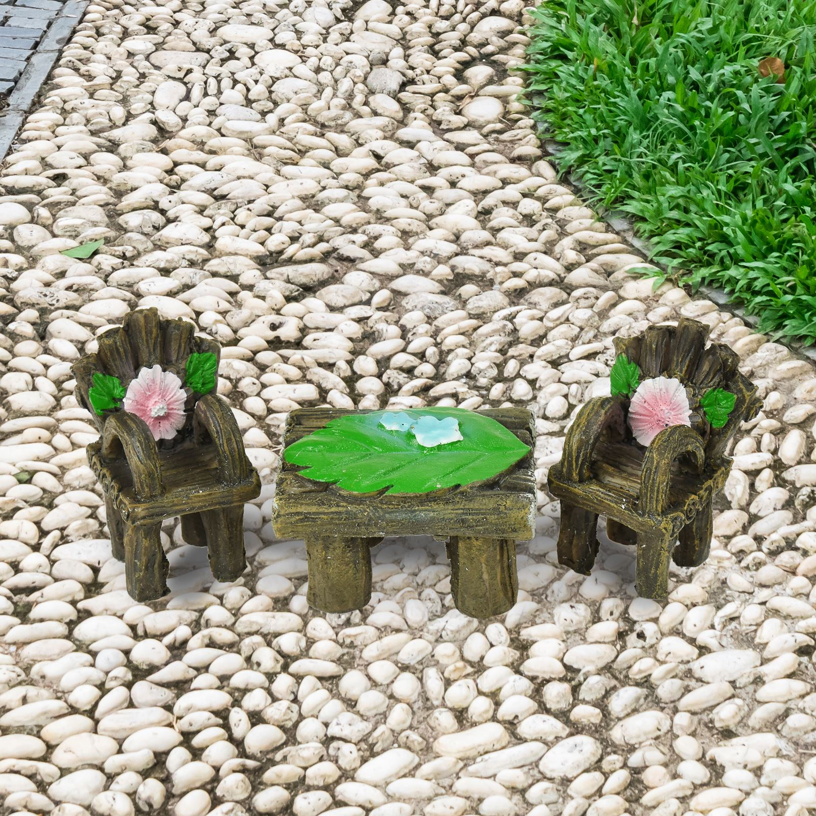 Miniature-Fairy-Enchanted-Garden-Home-Forest-Magical-Secret-Woodland-Fairies thumbnail 12