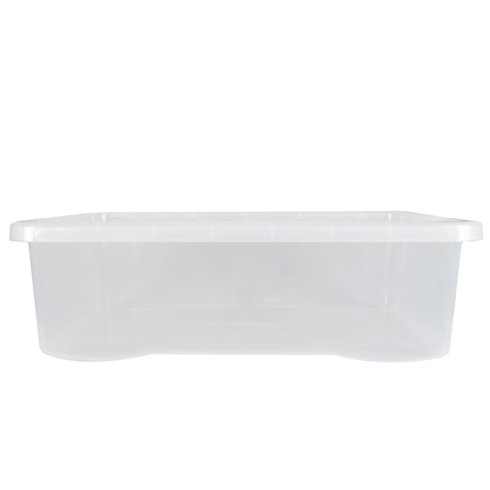 Wham-Crystal-Clear-Plastic-Storage-Box-Secure-Clip-on-Lid-Under-Bed-Space-Save thumbnail 22