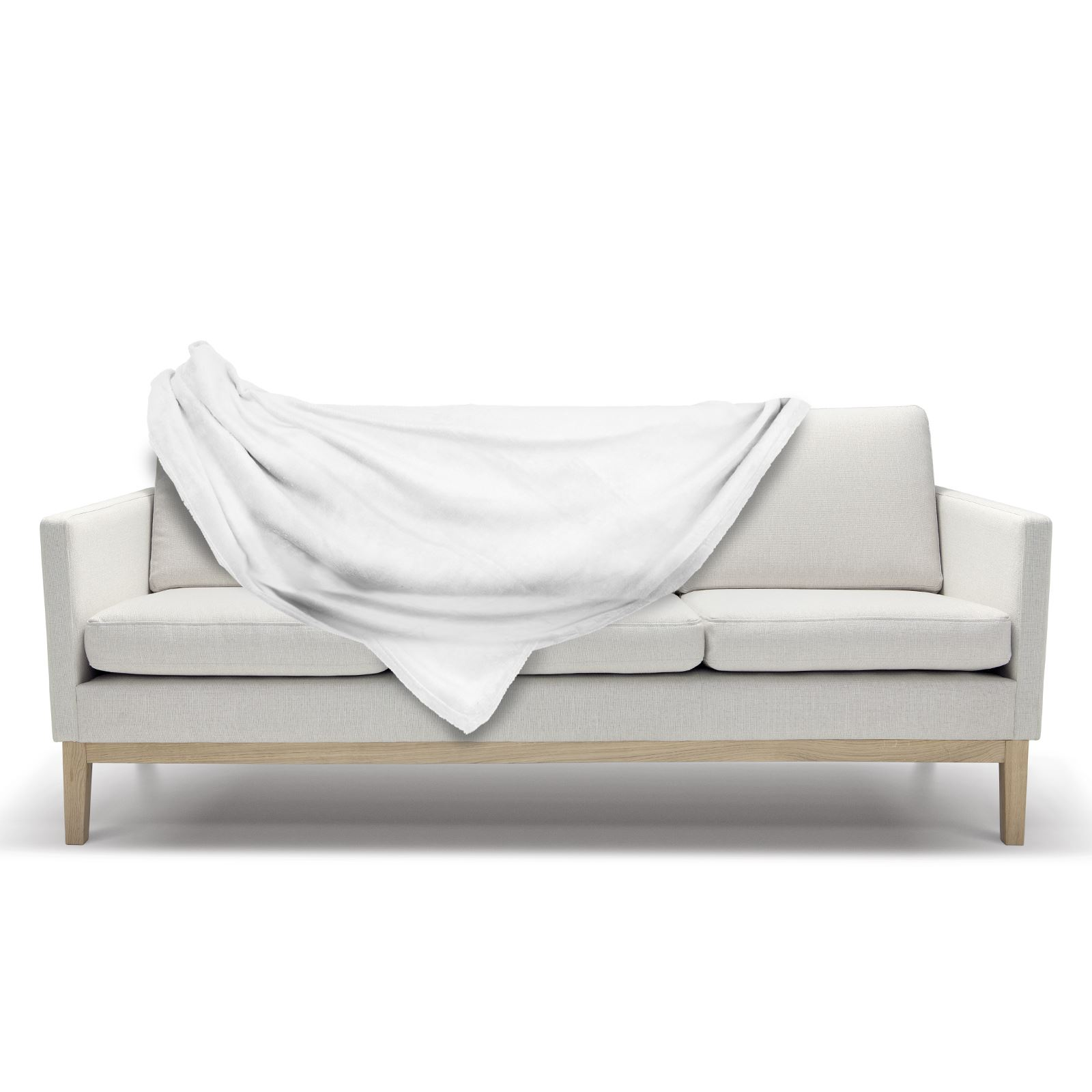 Luxury Super Soft Velvet Flannel Fleece Blanket Throw Warm Cover