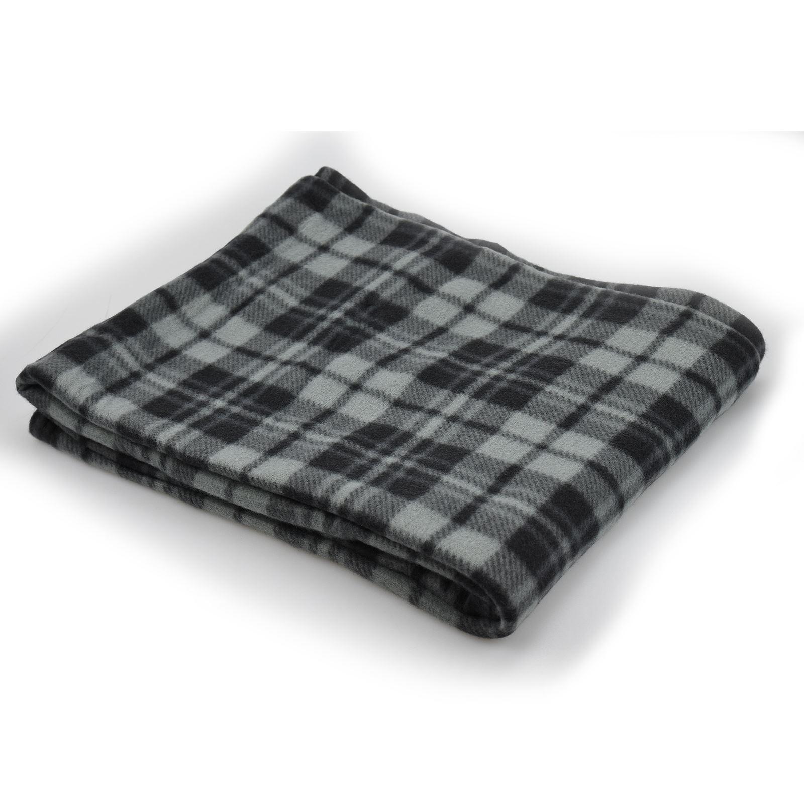 SOFT-Flannel-Pile-Divano-Letto-Coperta-Buttare-alterno-Design-Lusso-grandi-Warm miniatura 6