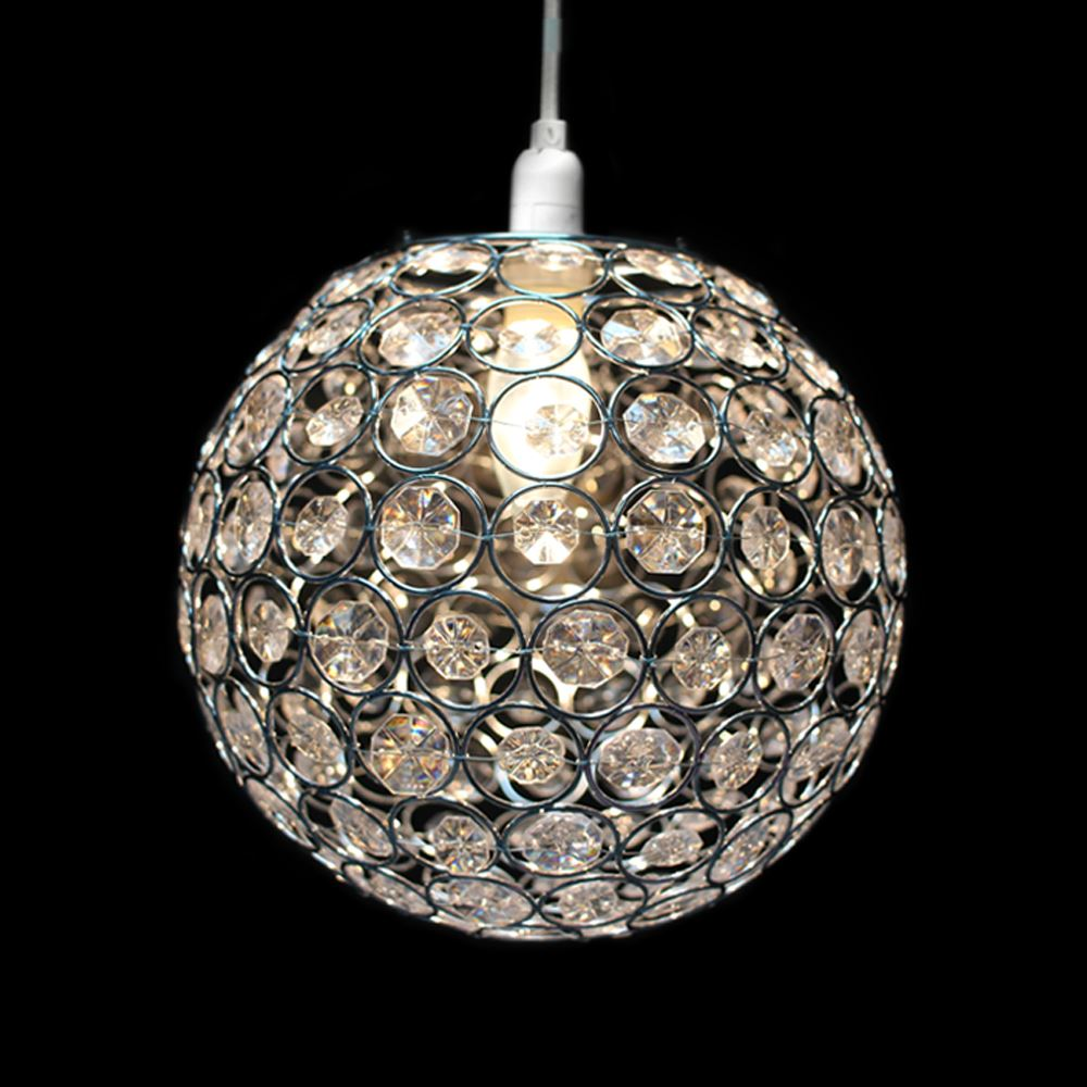 Modern Chandelier Style Ceiling Light Lamp Shade Drop