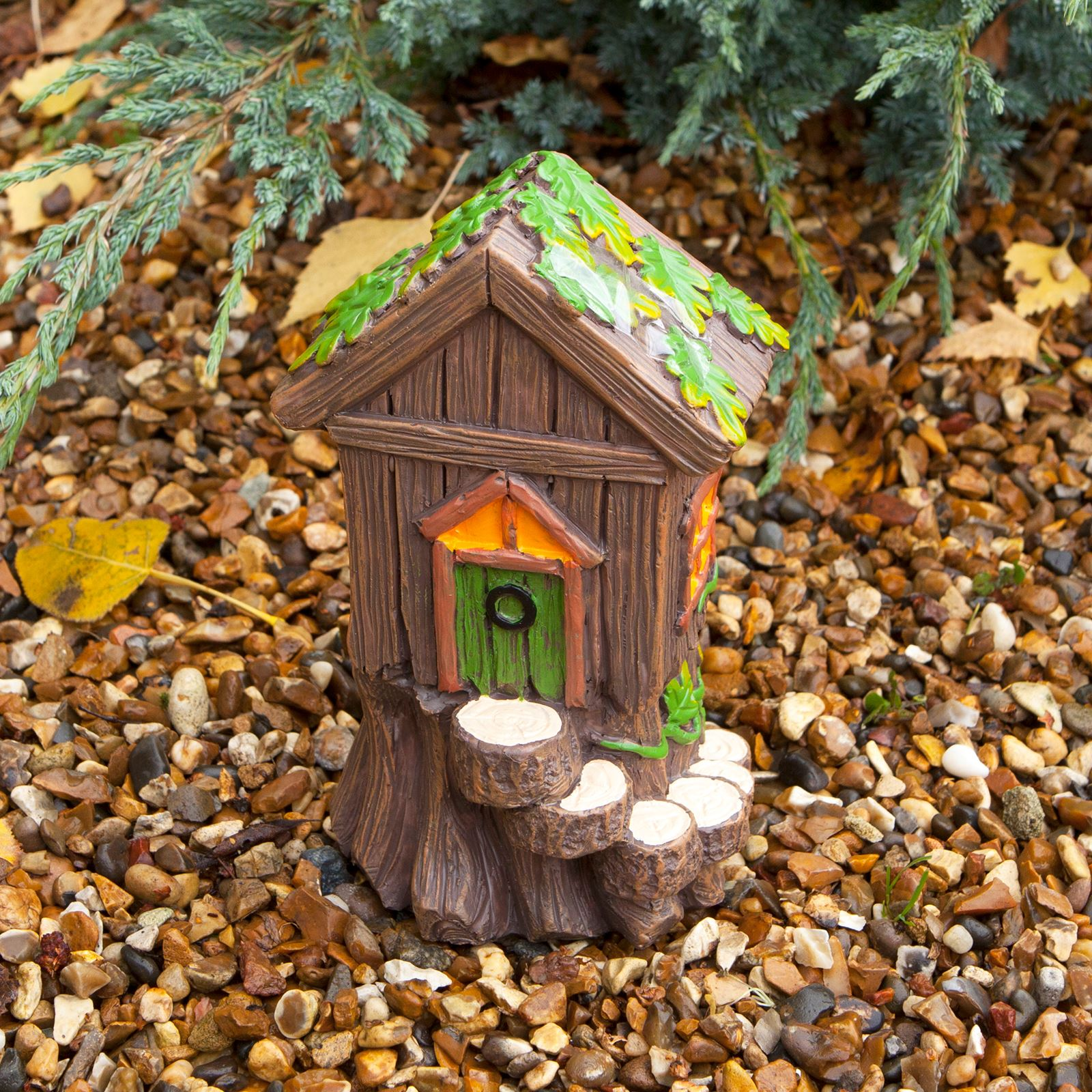 Miniature-Fairy-Enchanted-Garden-Home-Forest-Magical-Secret-Woodland-Fairies thumbnail 74