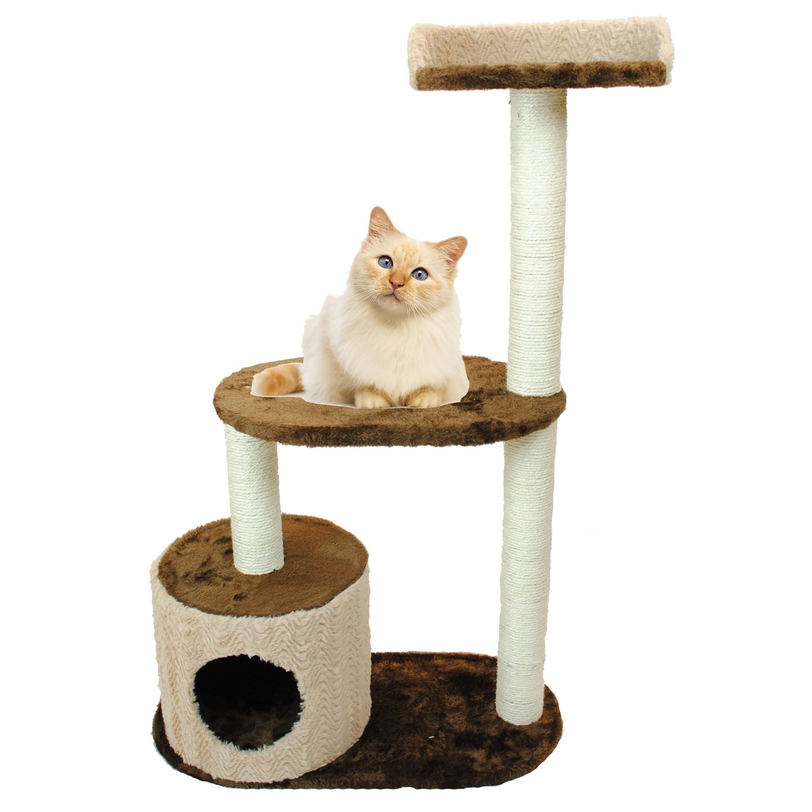 pet cat kitten play furniture climbing tree tower. Black Bedroom Furniture Sets. Home Design Ideas
