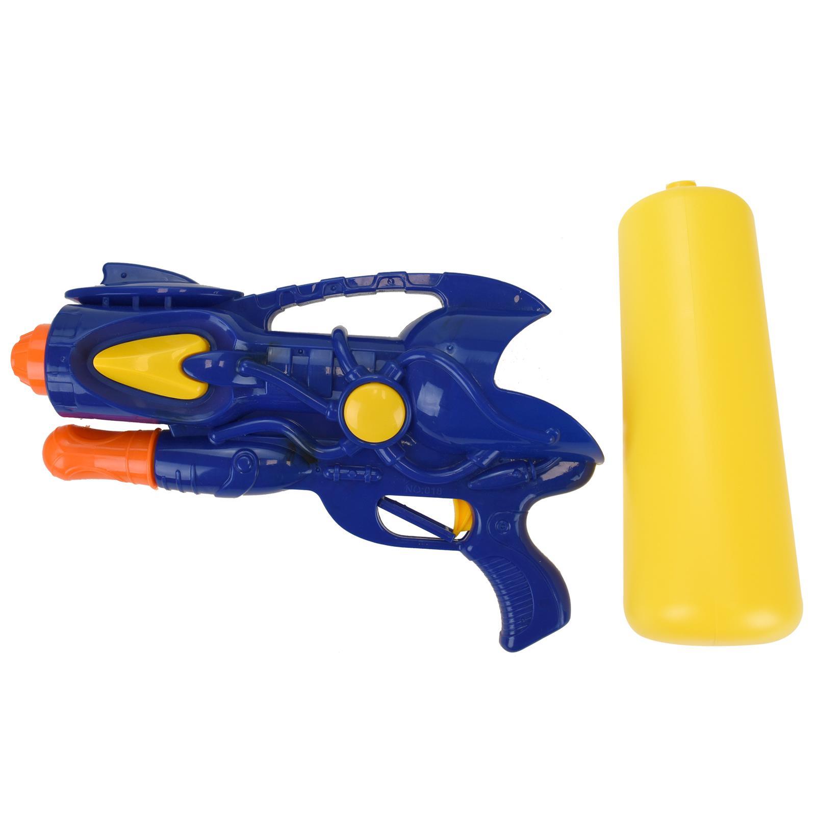 """miniature 9 - Large Water Gun 20"""" Super Pump Action Cannon Shooter Soaker Pistol Summer Beach"""