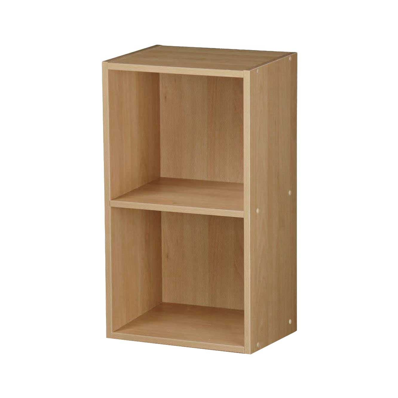 Wooden-Storage-Unit-Cube-2-3-4-Tier-Strong-Bookcase-Shelving-Home-Office-Display thumbnail 23