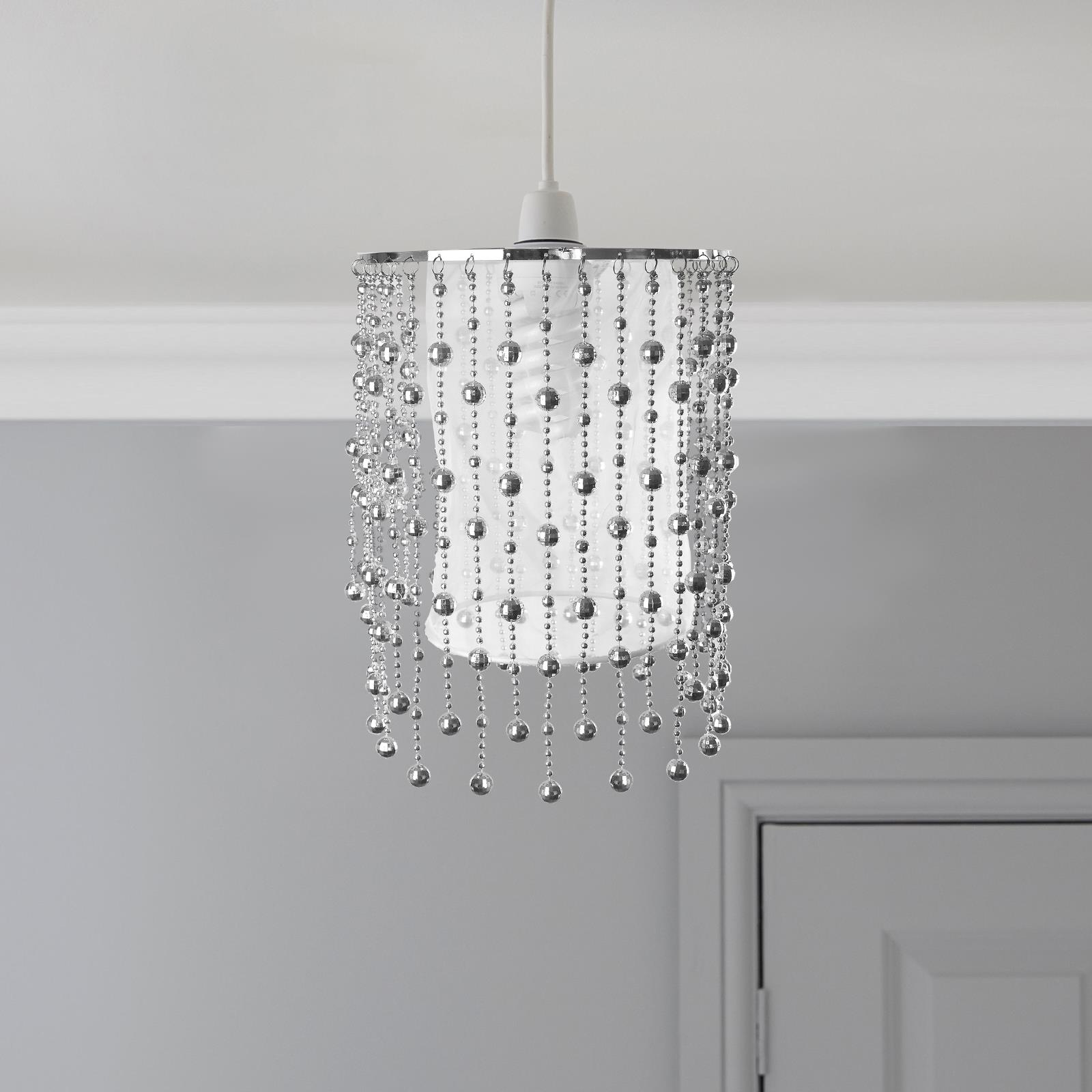 Modern-Chandelier-Style-Ceiling-Light-Lamp-Shade-Drop-Pendant-Acrylic-Crystal thumbnail 36