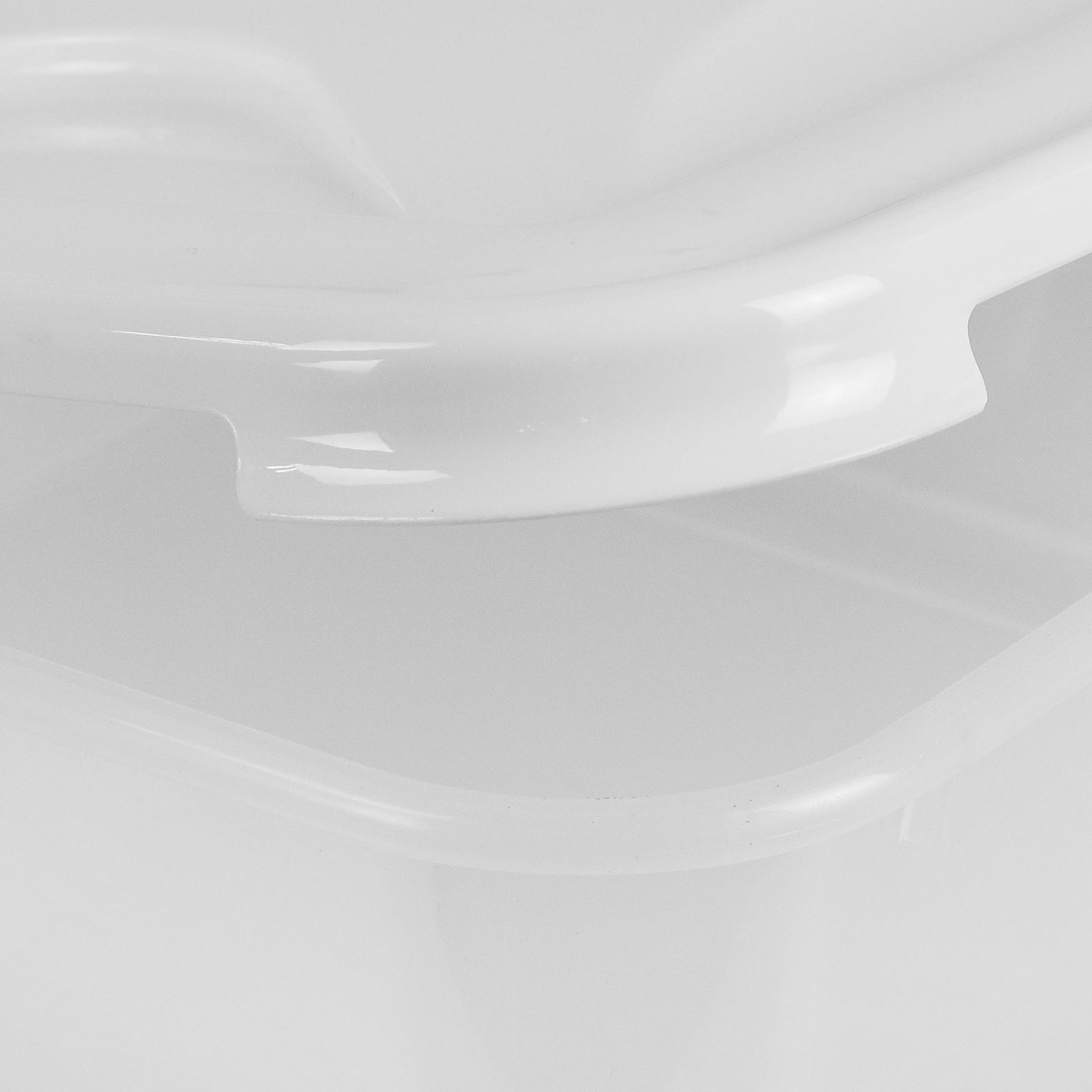 Wham-Plastic-Food-Storage-Shelf-Box-Stackable-Containers-Clear-Secure-Clip-Lid thumbnail 7
