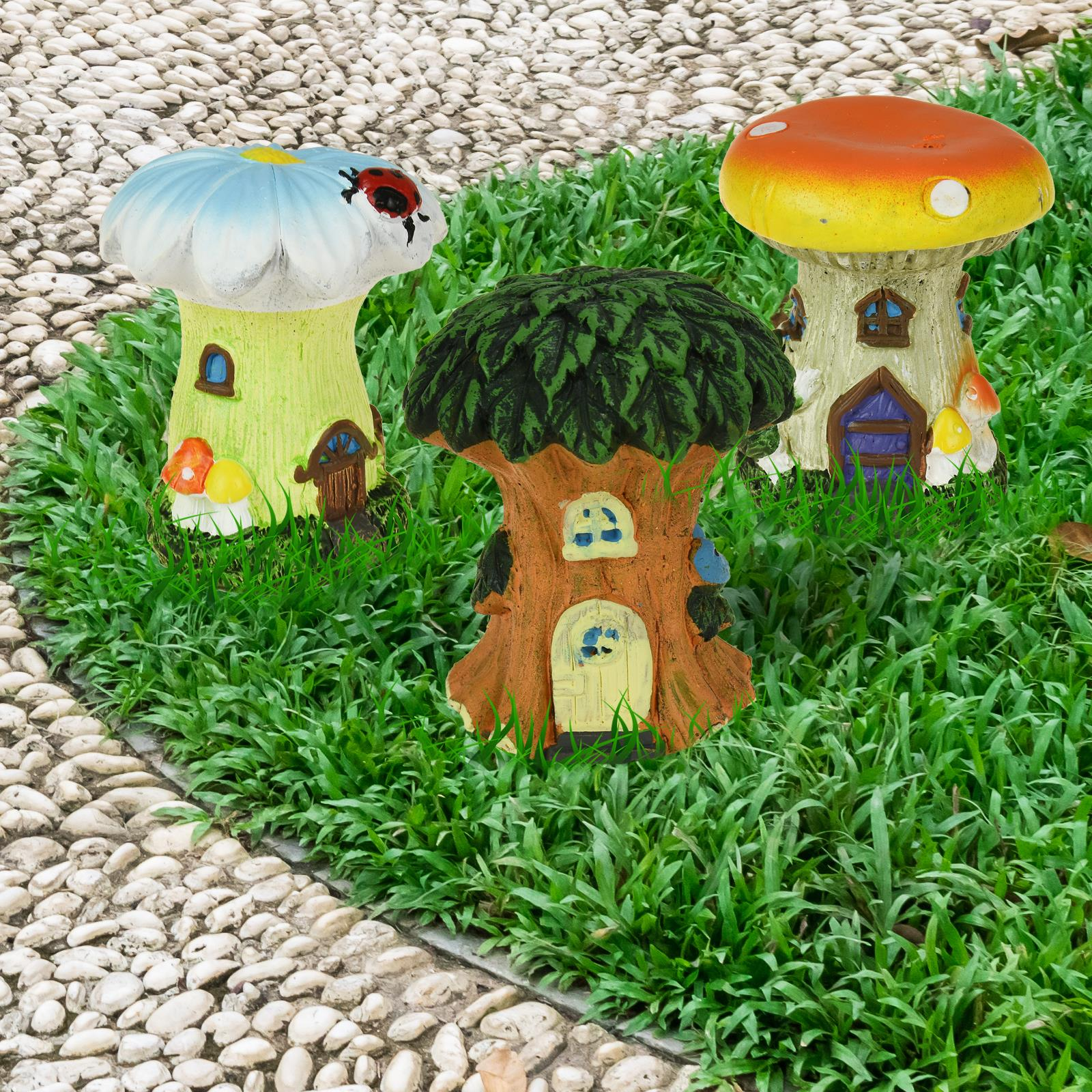 Miniature-Fairy-Enchanted-Garden-Home-Forest-Magical-Secret-Woodland-Fairies thumbnail 36