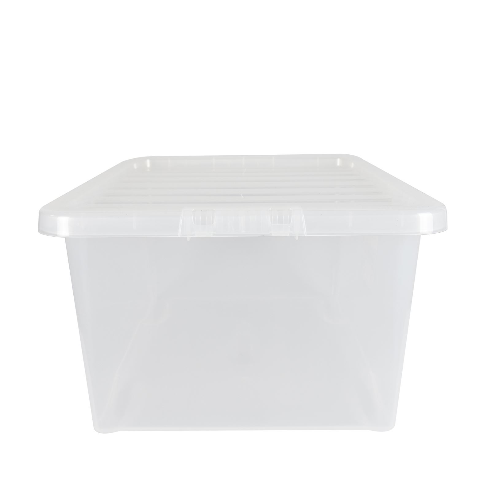 Wham-Crystal-Clear-Plastic-Storage-Box-Secure-Clip-on-Lid-Under-Bed-Space-Save thumbnail 39