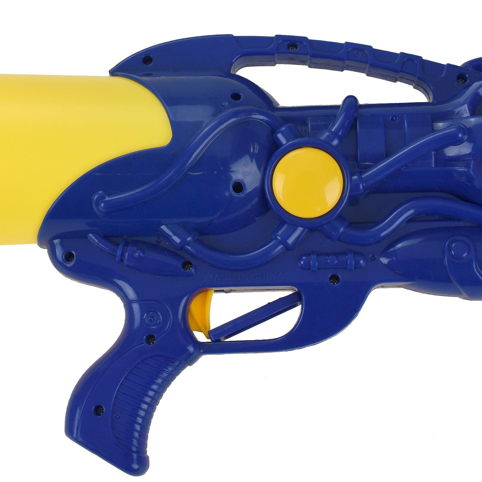 """miniature 11 - Large Water Gun 20"""" Super Pump Action Cannon Shooter Soaker Pistol Summer Beach"""