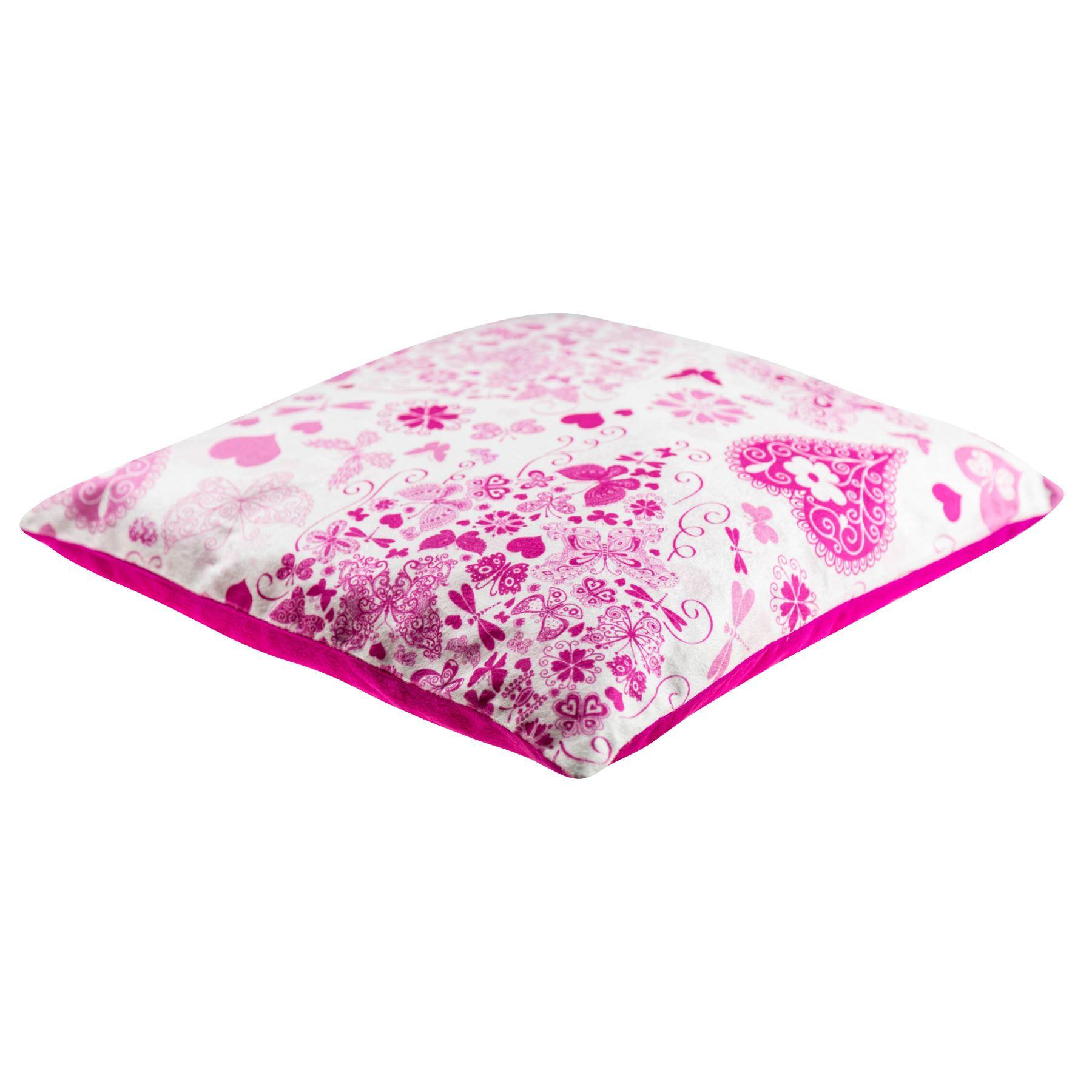 LUXE HOUSSES DE COUSSIN Digital Imprimé Rétro Pop Art design Square Pillow Case