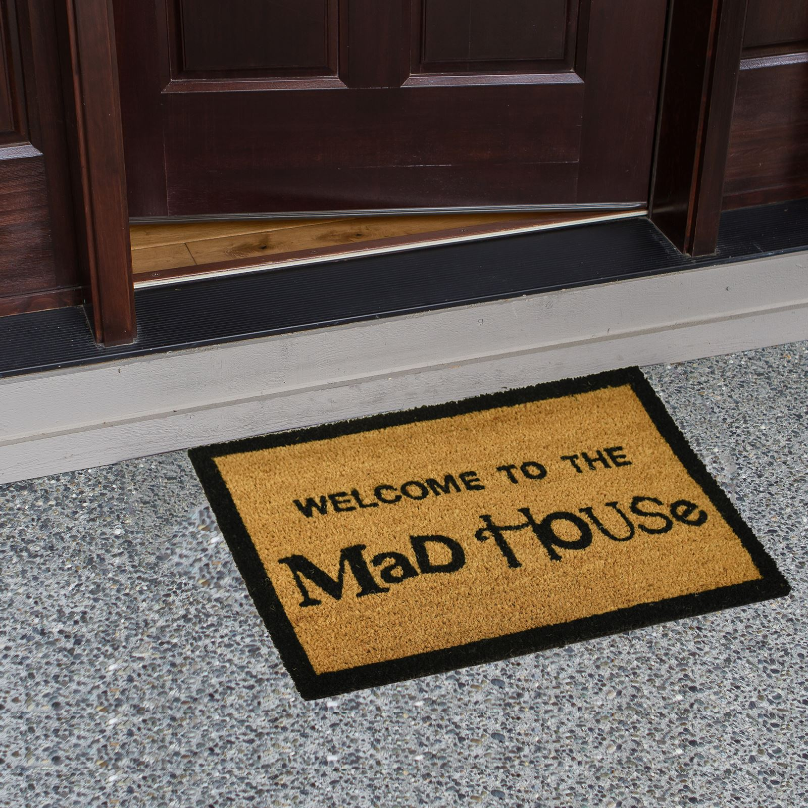 Door Entrance Welcome Mat Large Non Slip Indoor Outdoor