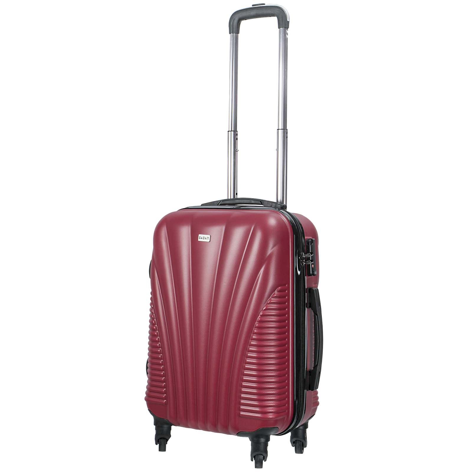 Luggage Set Hard Shell Trolley Suitcase Spinner Wheels