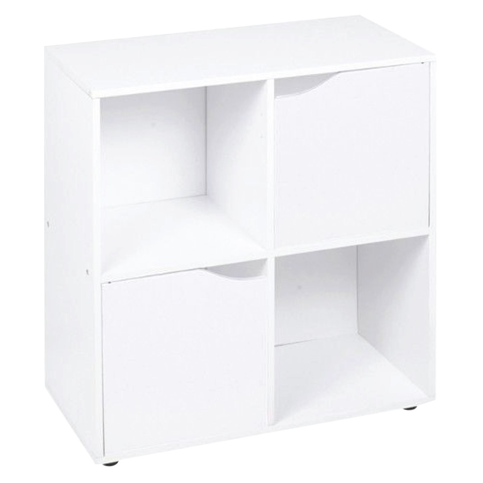 Do It Yourself Home Design: 4 6 9 Cube Wooden Storage Unit Bookcase Shelving Display