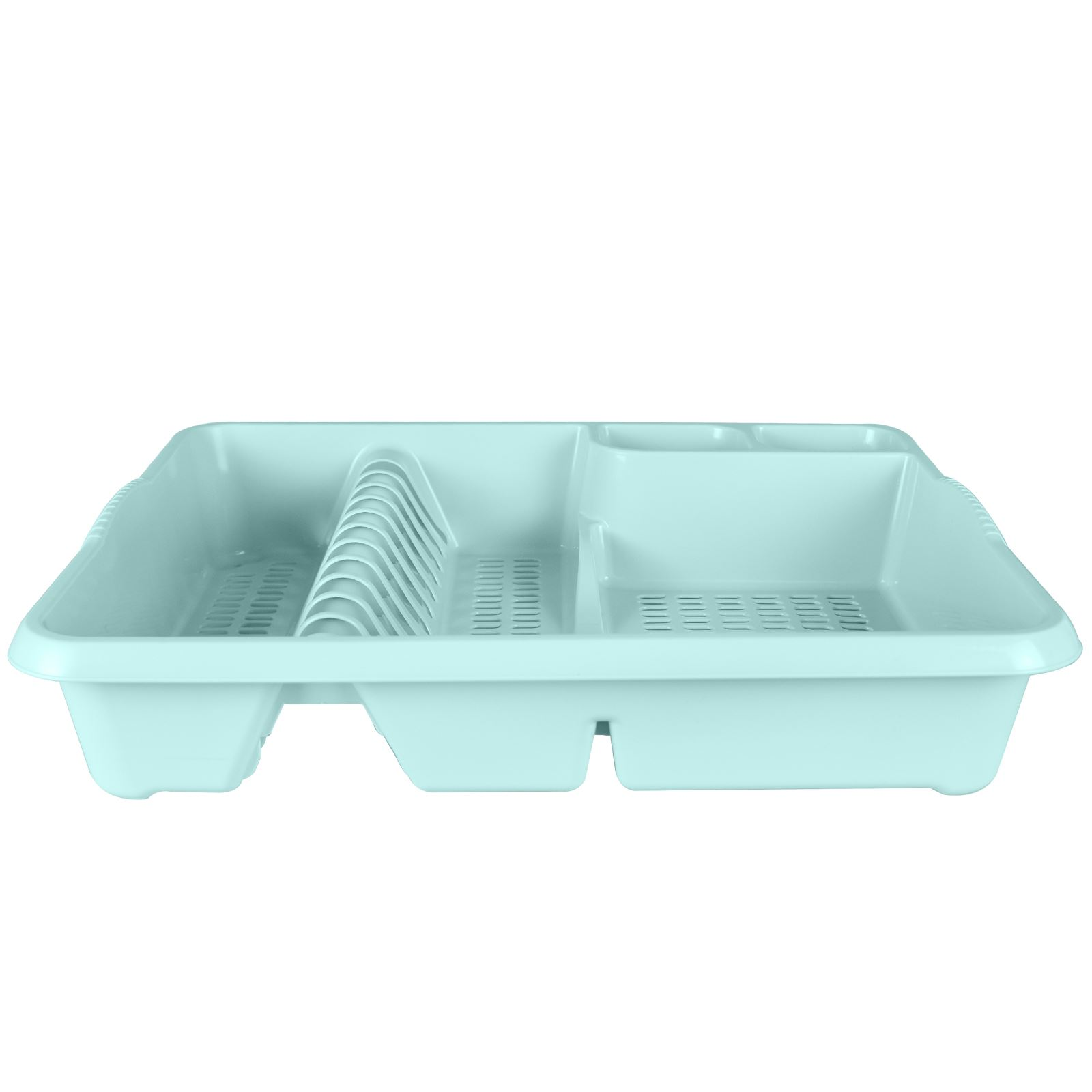 Details about High Grade Large Casa Plastic Draining Board Plate Cutlery Sink Tidy Rack Holder