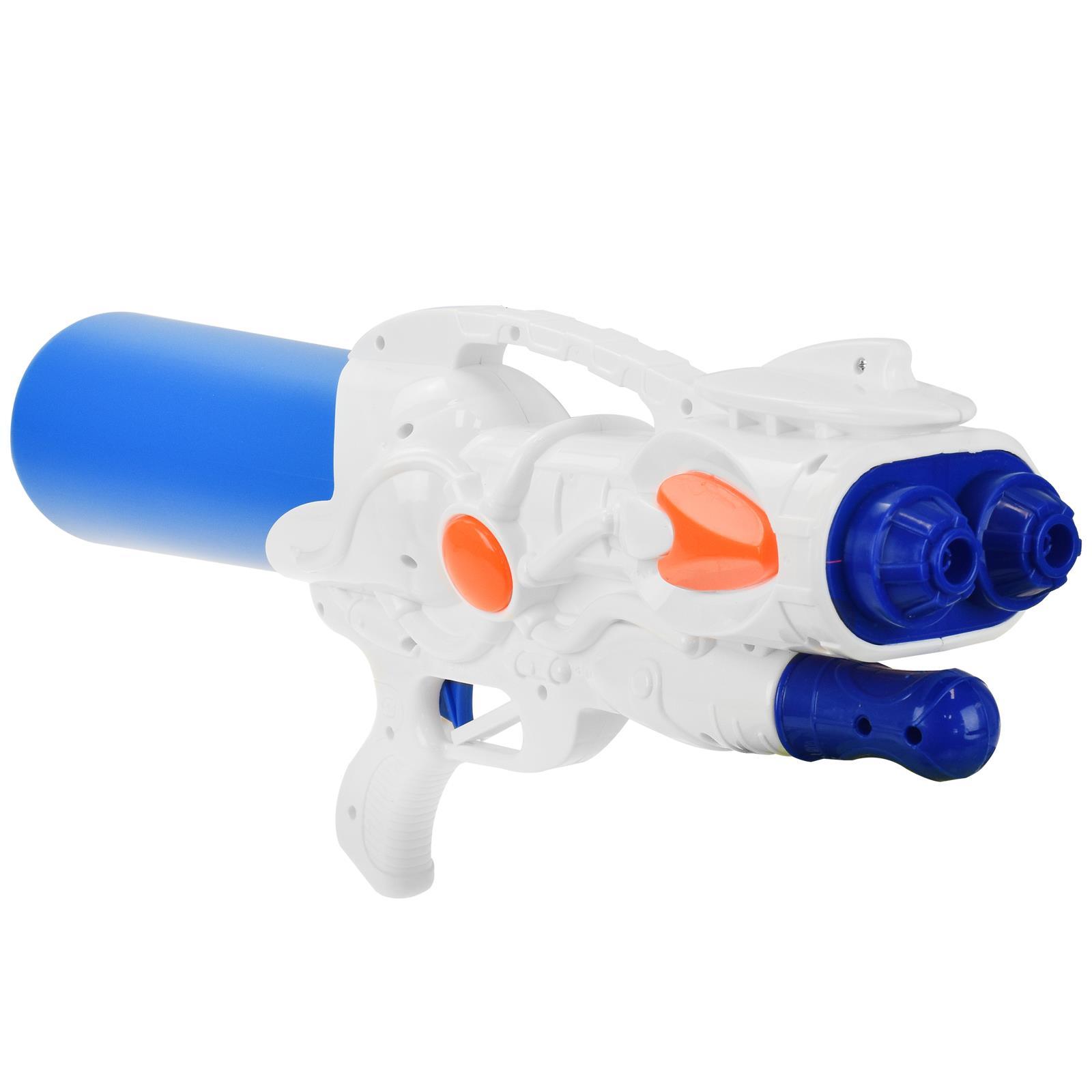 """miniature 3 - Large Water Gun 20"""" Super Pump Action Cannon Shooter Soaker Pistol Summer Beach"""