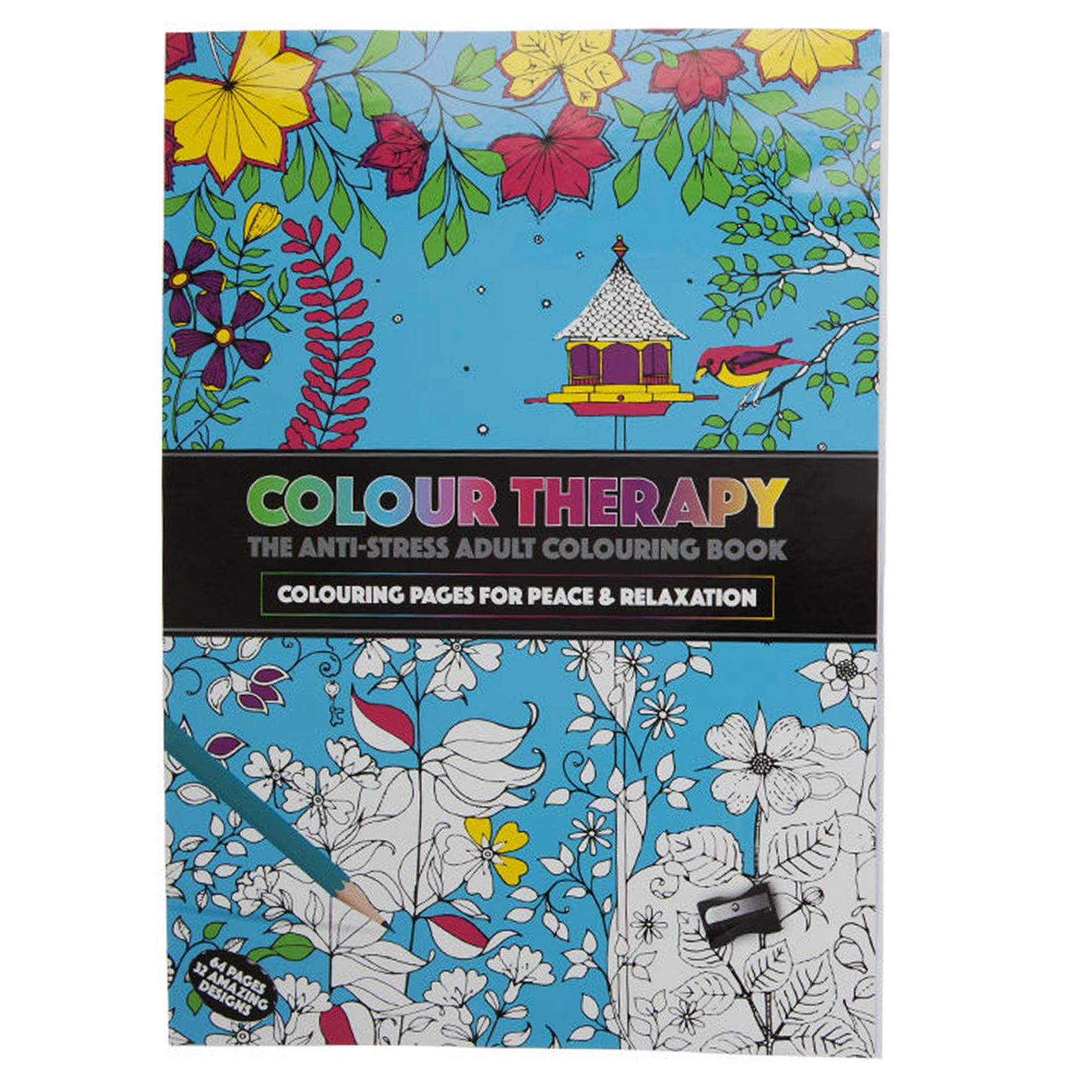 color therapy an anti stress coloring book pdf