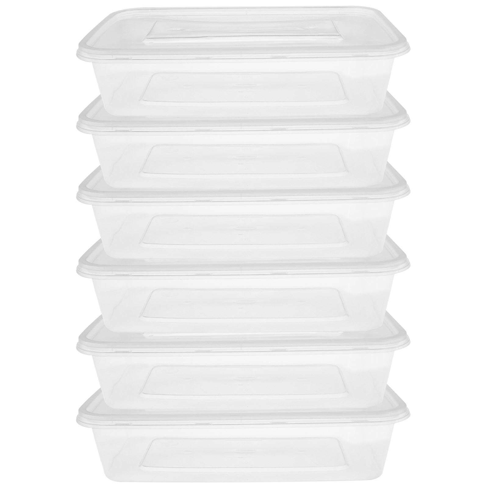 Small Clear Plastic Food Storage Containers With Lids
