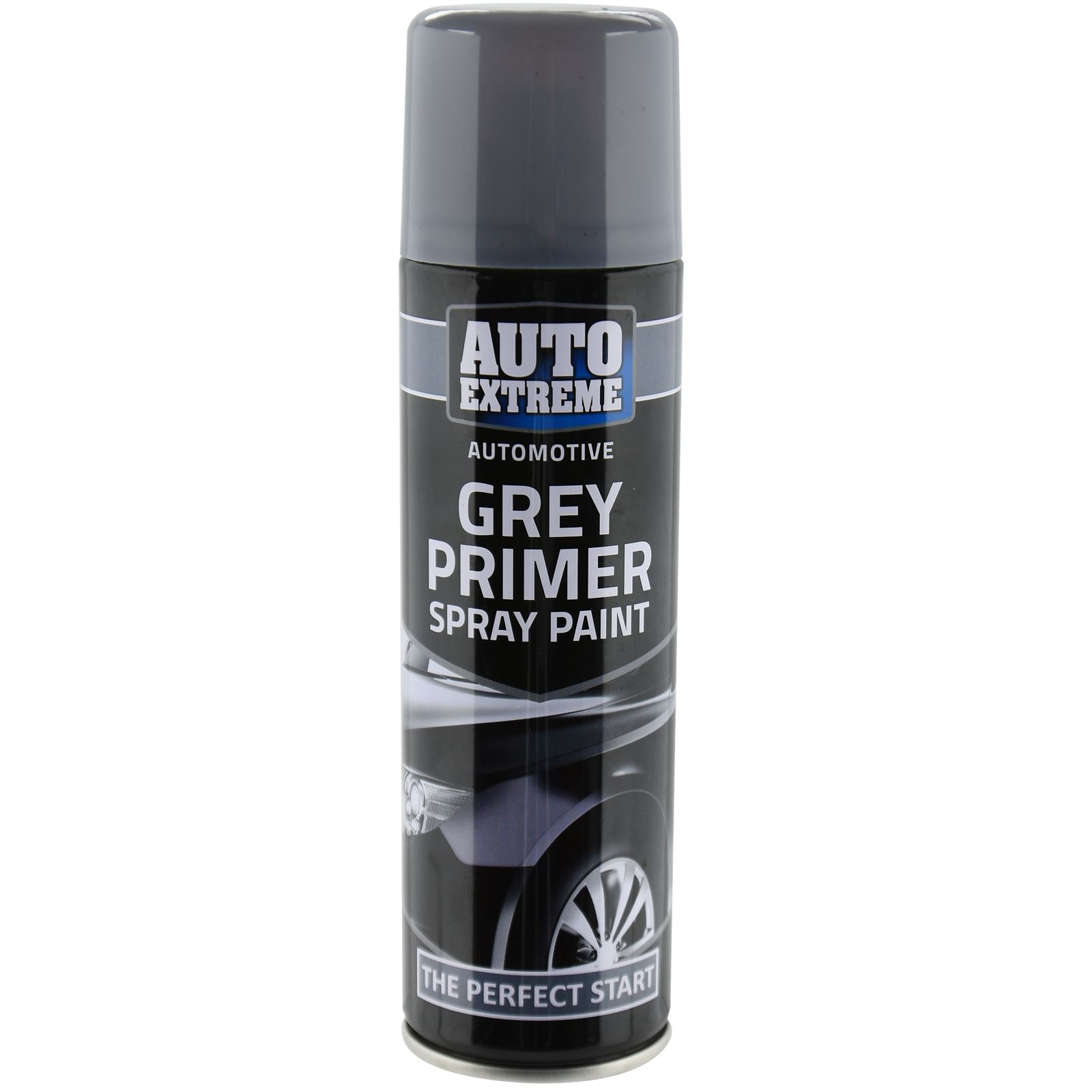 Automotive grey primer spray paint 250ml aersol fast dry - How fast does exterior paint dry ...
