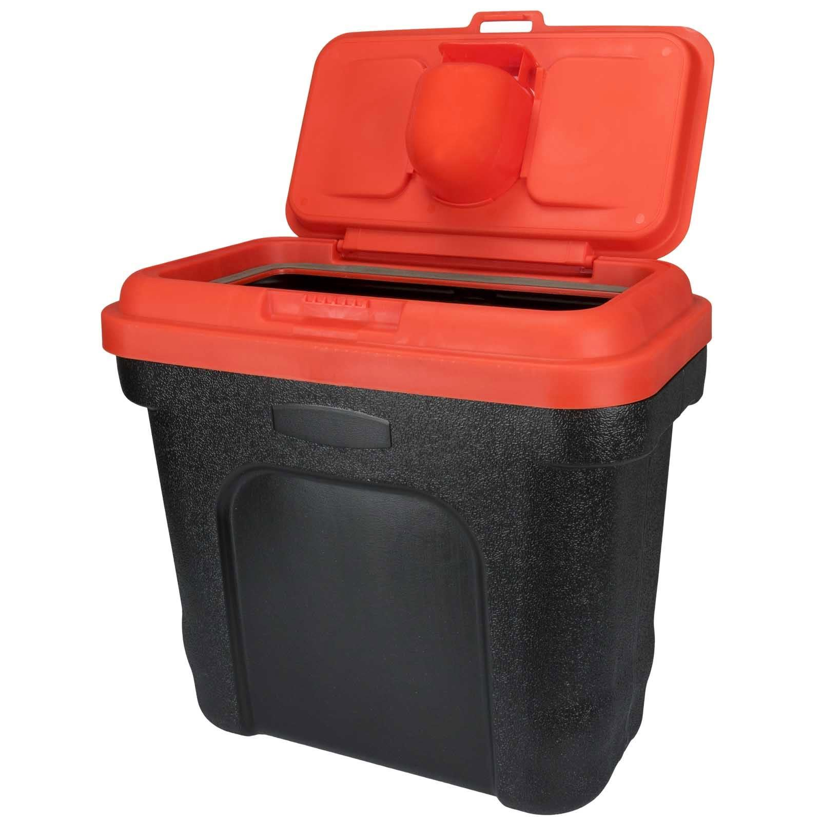 Pet-Food-Storage-Container-Dry-Dog-Cat-Food-Bird-Seed-Storage-Box-Bin-With-Scoop thumbnail 11