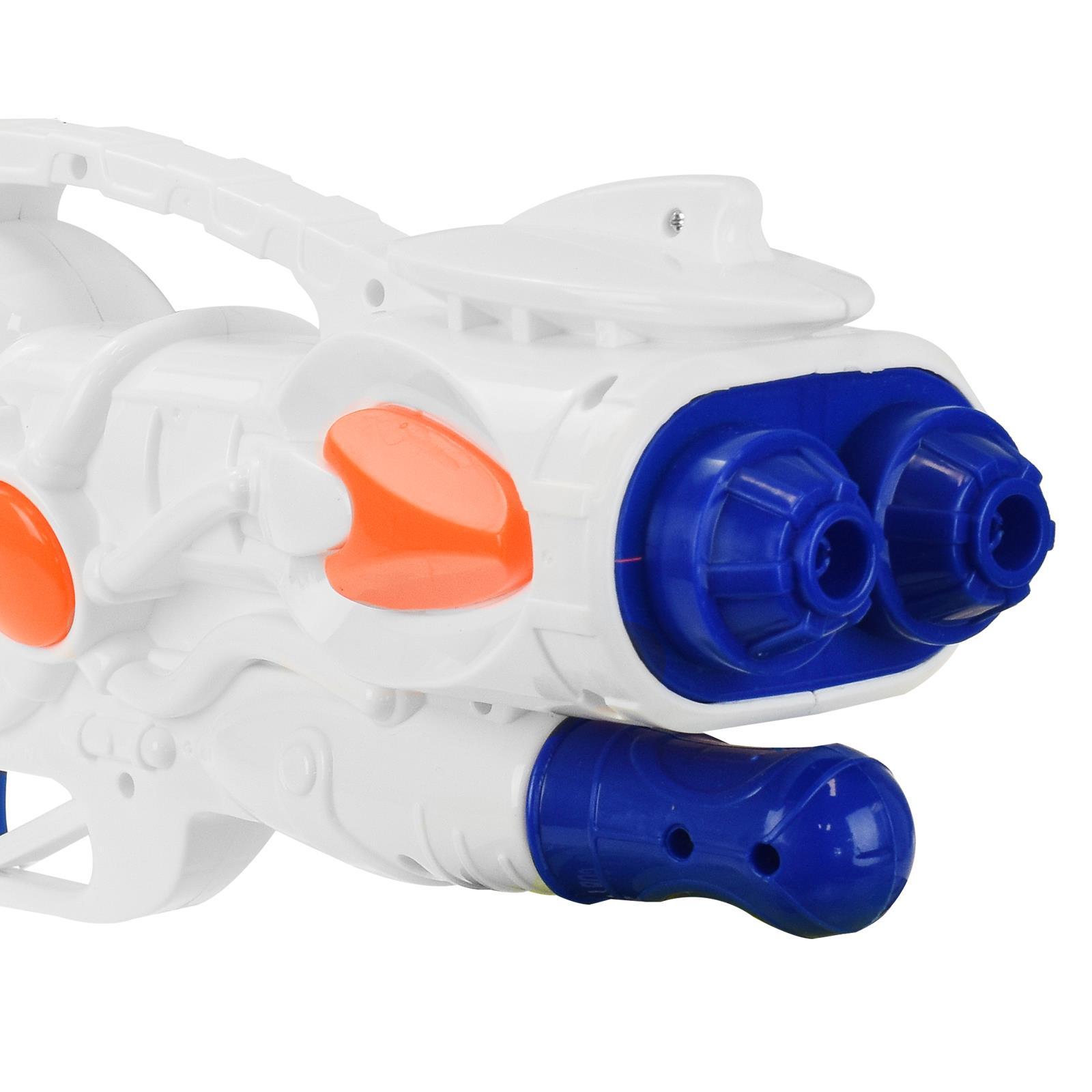 """miniature 5 - Large Water Gun 20"""" Super Pump Action Cannon Shooter Soaker Pistol Summer Beach"""