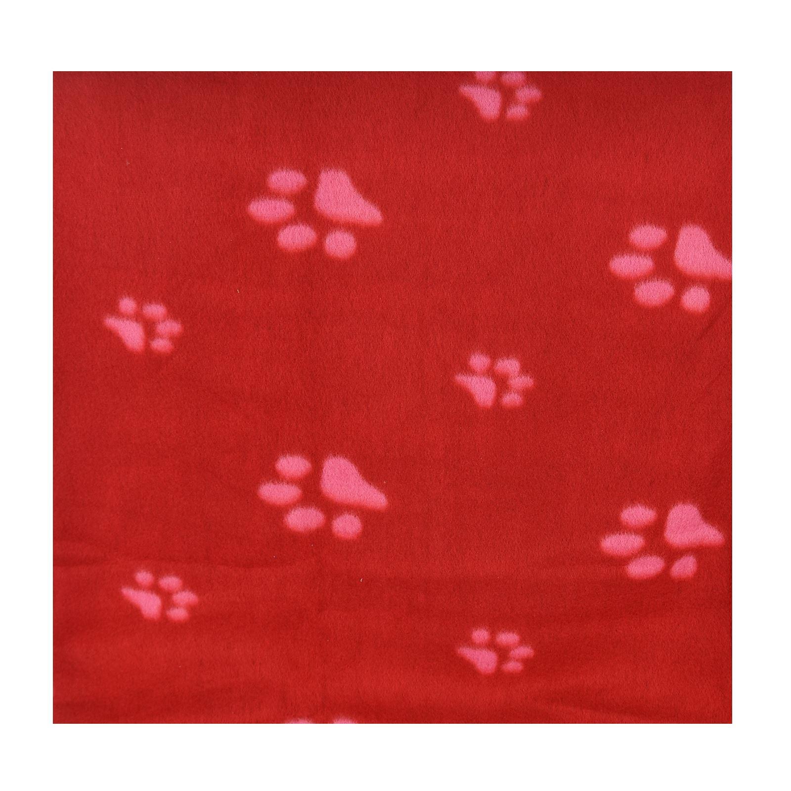 Warm-Pet-Mat-Paw-Print-Cat-Dog-Puppy-Fleece-Soft-Blanket-Bed-Cushion-One-Size thumbnail 18