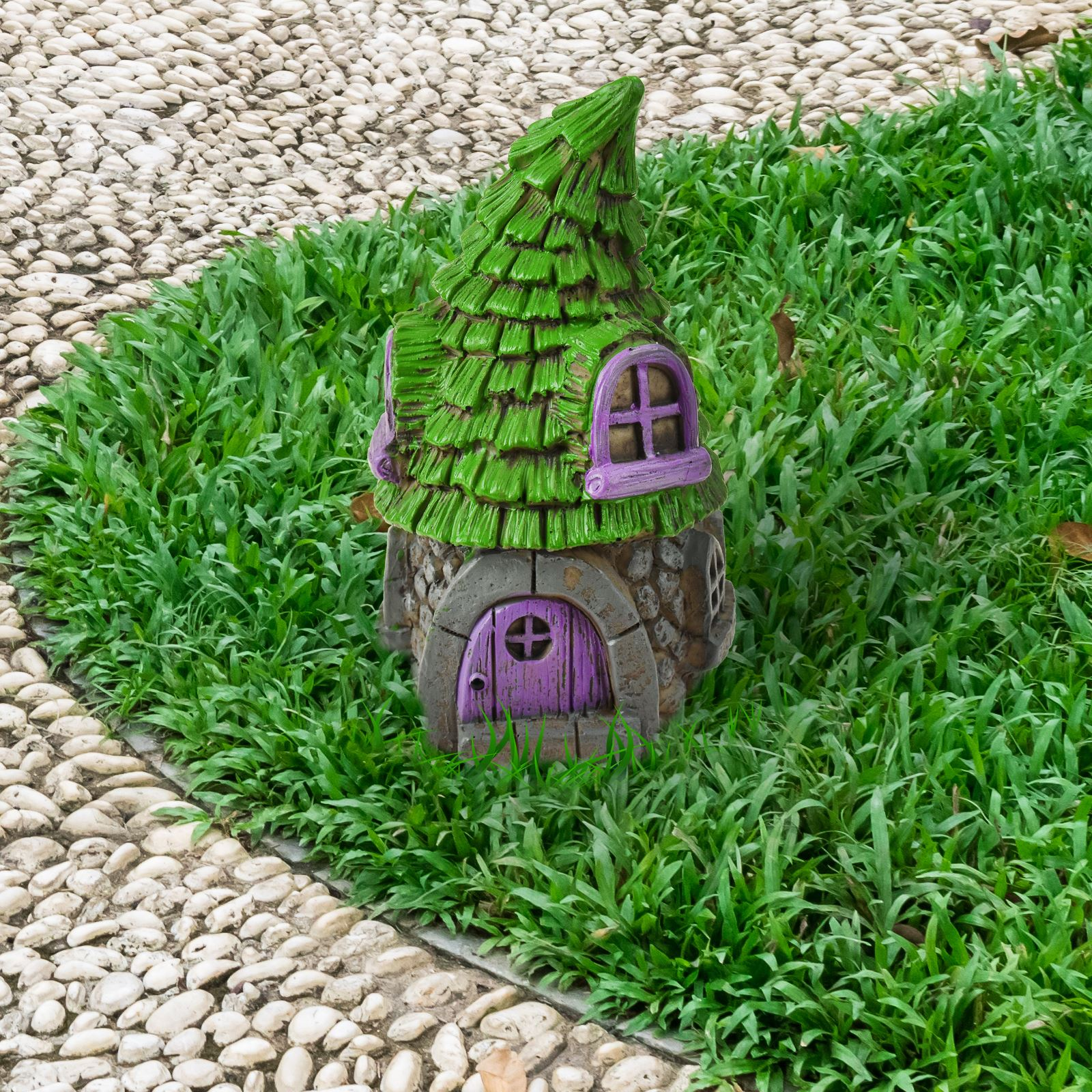 Miniature-Fairy-Enchanted-Garden-Home-Forest-Magical-Secret-Woodland-Fairies thumbnail 23