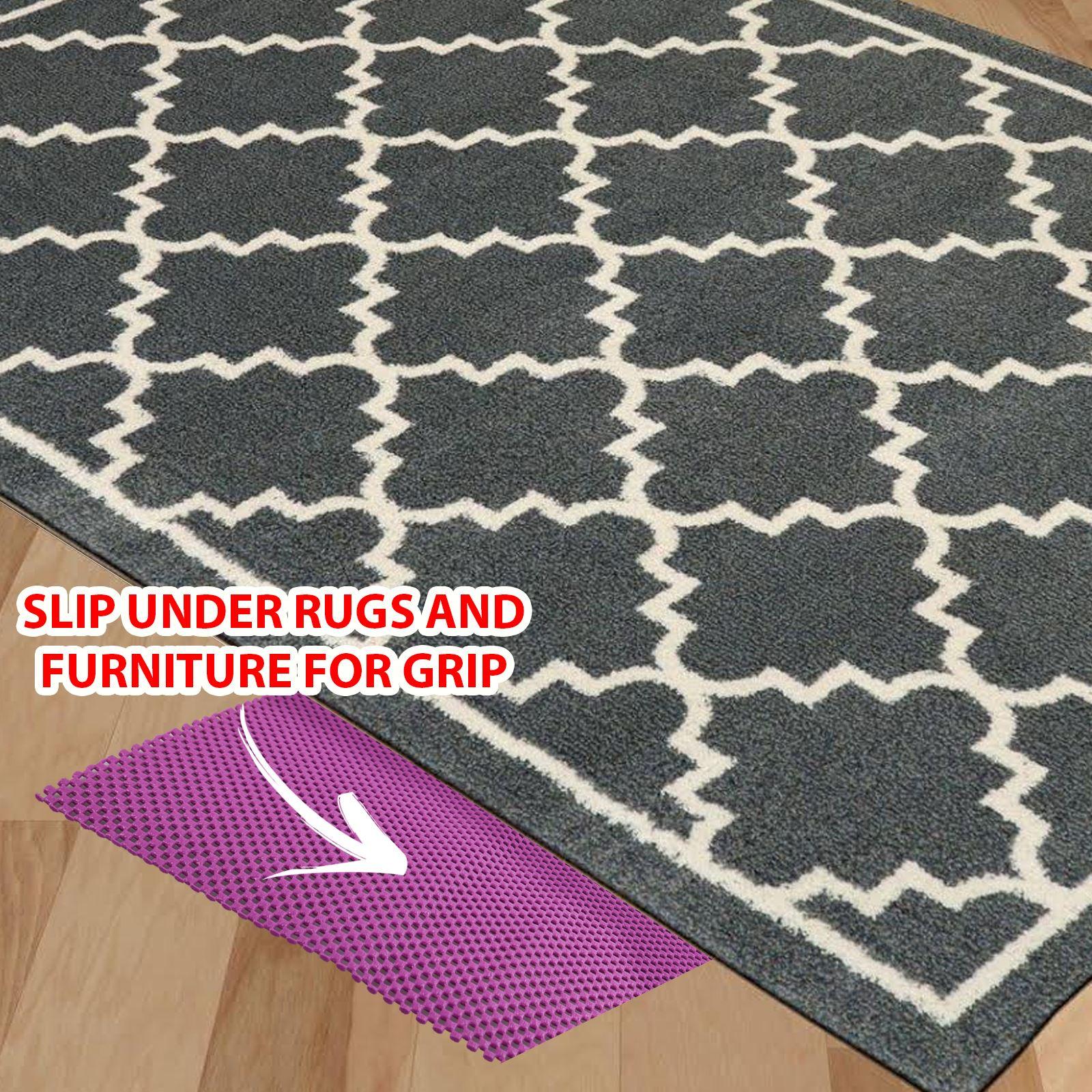 Multi-Purpose-Anti-Non-Slip-Rubber-Mat-Drawer-Liner-Flooring-Gripper-Carpet-Rug thumbnail 20